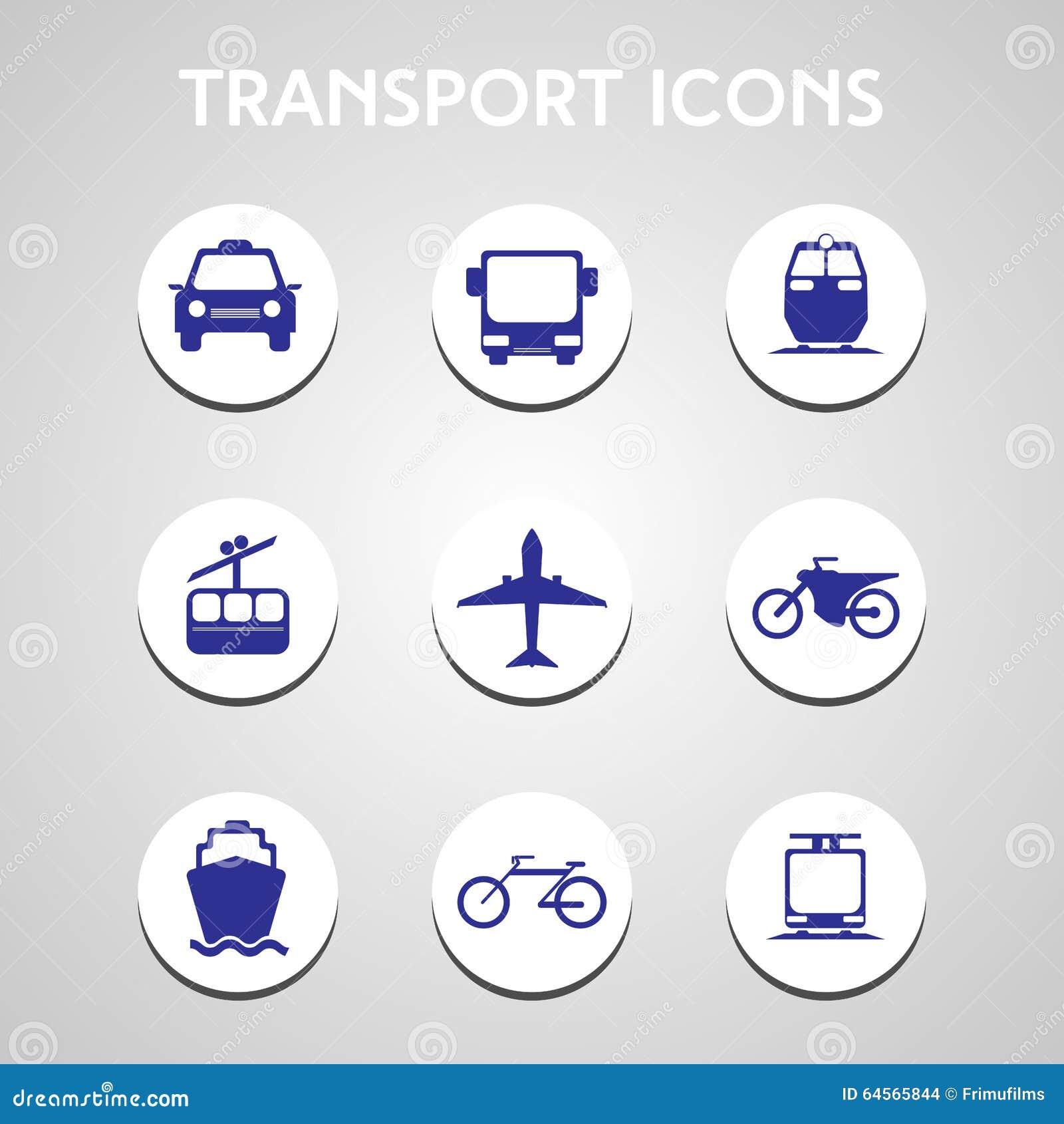 Cycling Icons Set, Cartoon Style Cartoon Vector ...