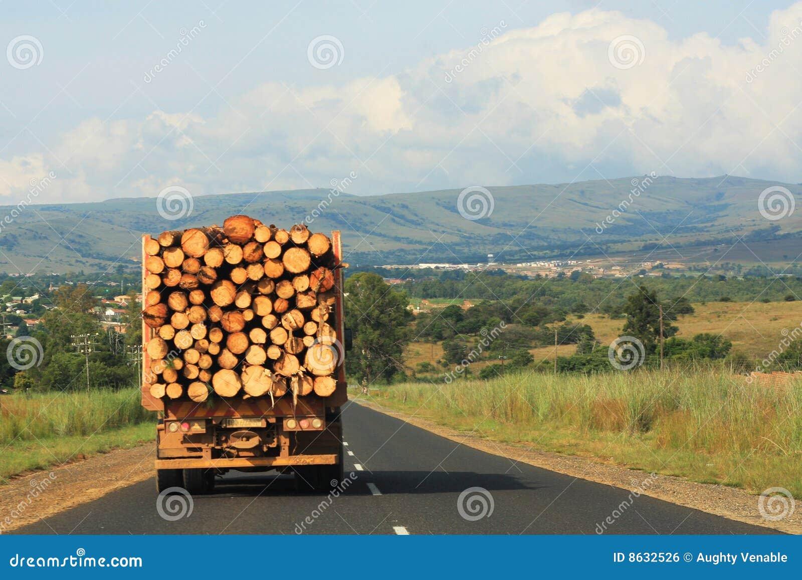 Transportation of Logs