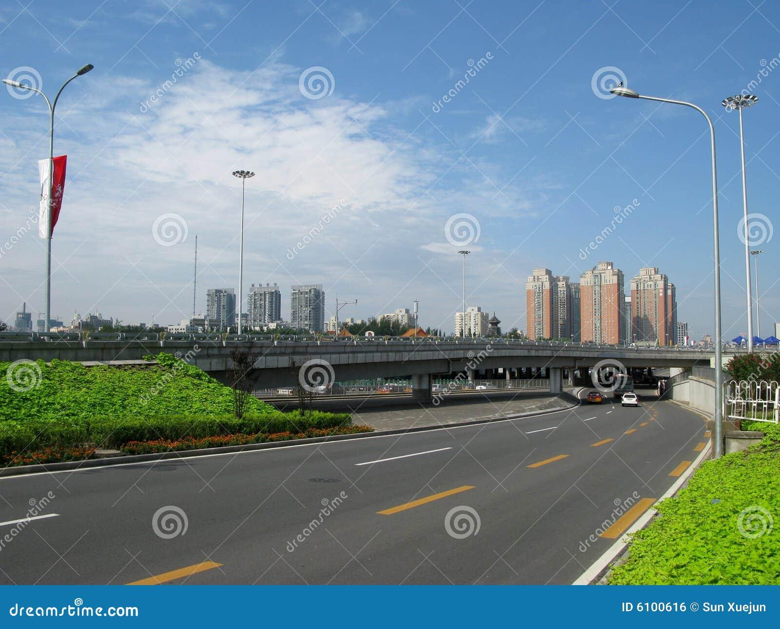 Transportation of modern city,Beijing
