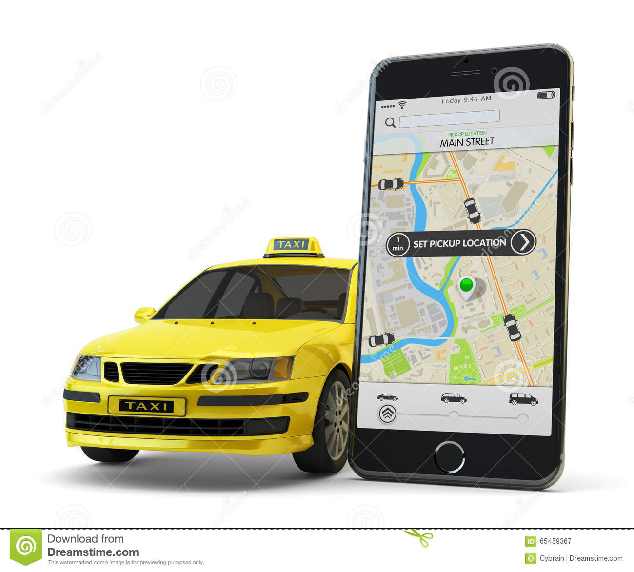 Transportation network app calling a cab by mobile phone concept stock image image of modern - Order a cab ...