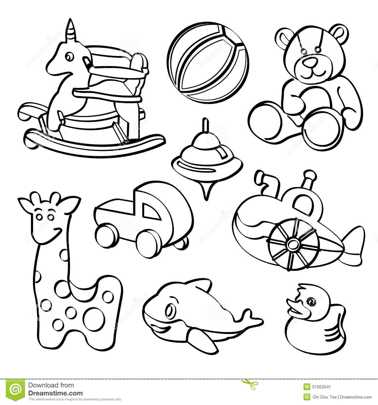 Stock Illustration Transportation Toys Collection Different Kinds Sketch Style Contains Hi Res   Pdf Illustrator Files Image51052641 on car audio art