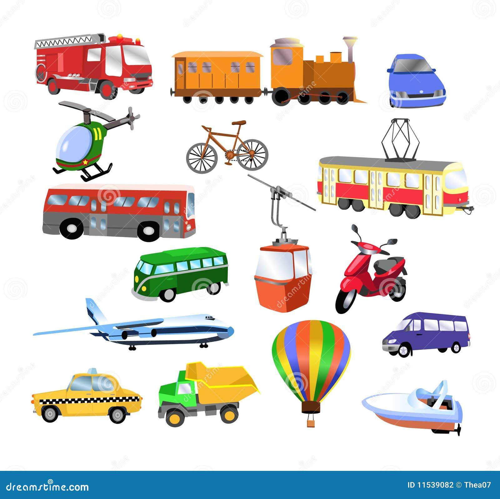 Transporte Fotografia de Stock - Imagem: 11539082