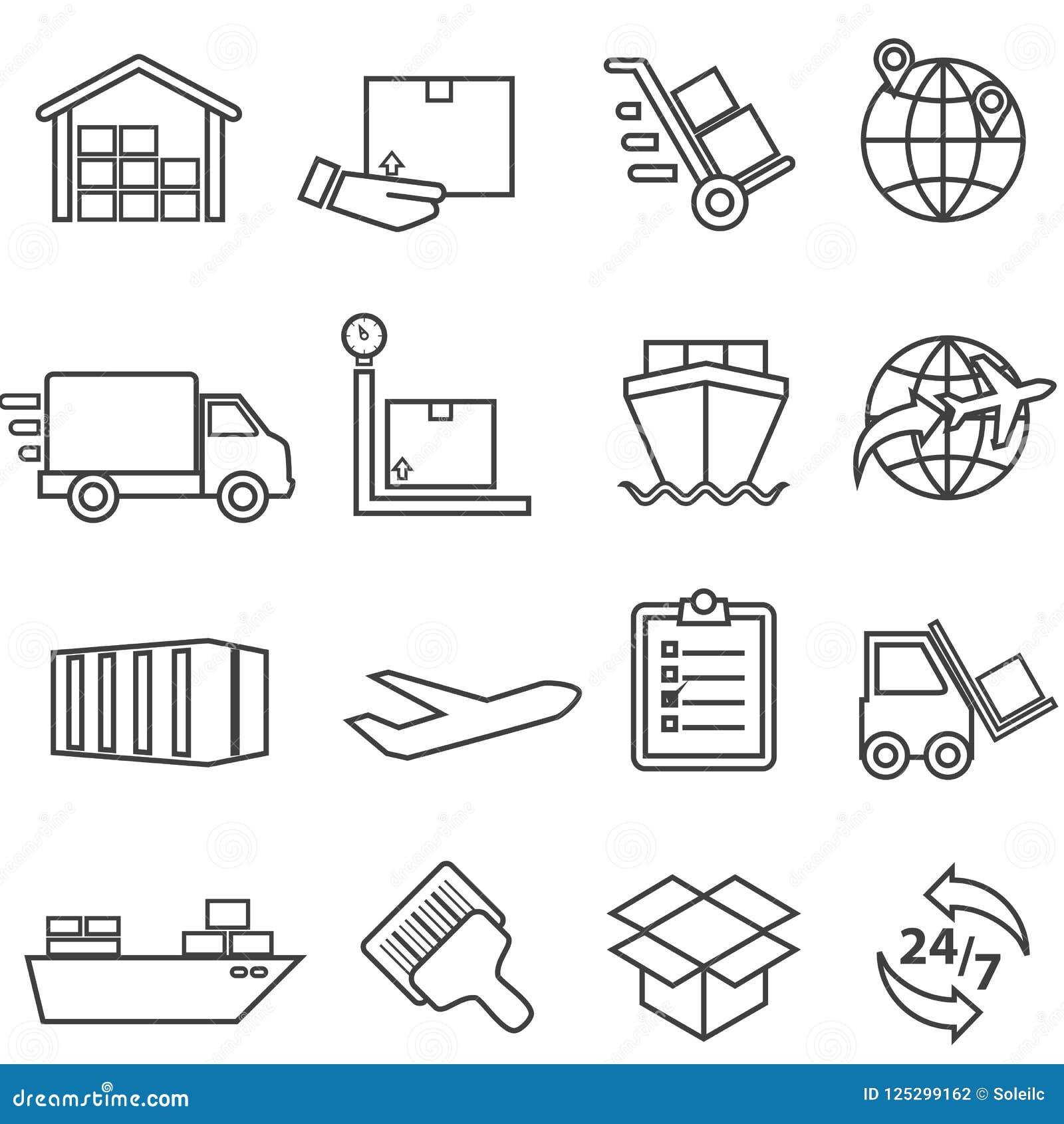 Transporte, carga, entrega, distribuição, frete e armazém l