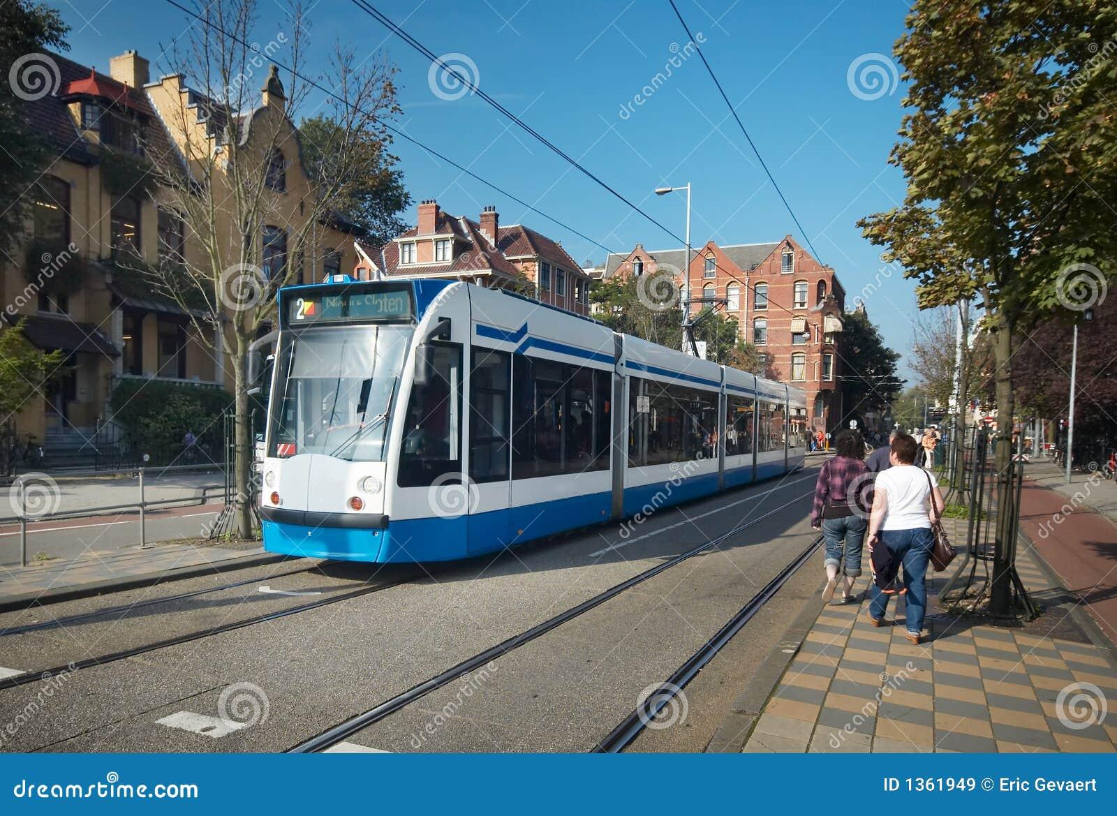 Transporte em Amsterdão