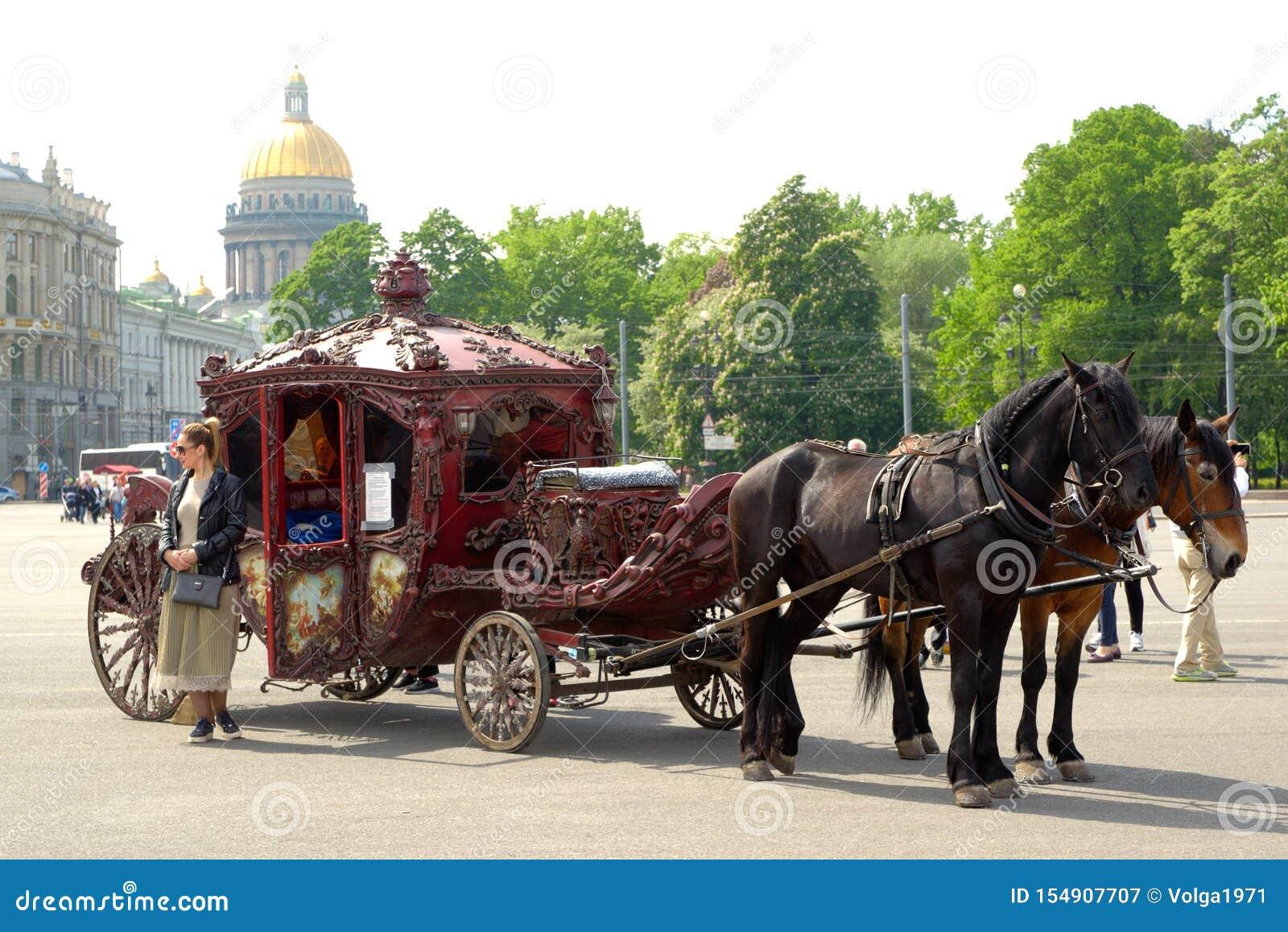 Transporte retro velho