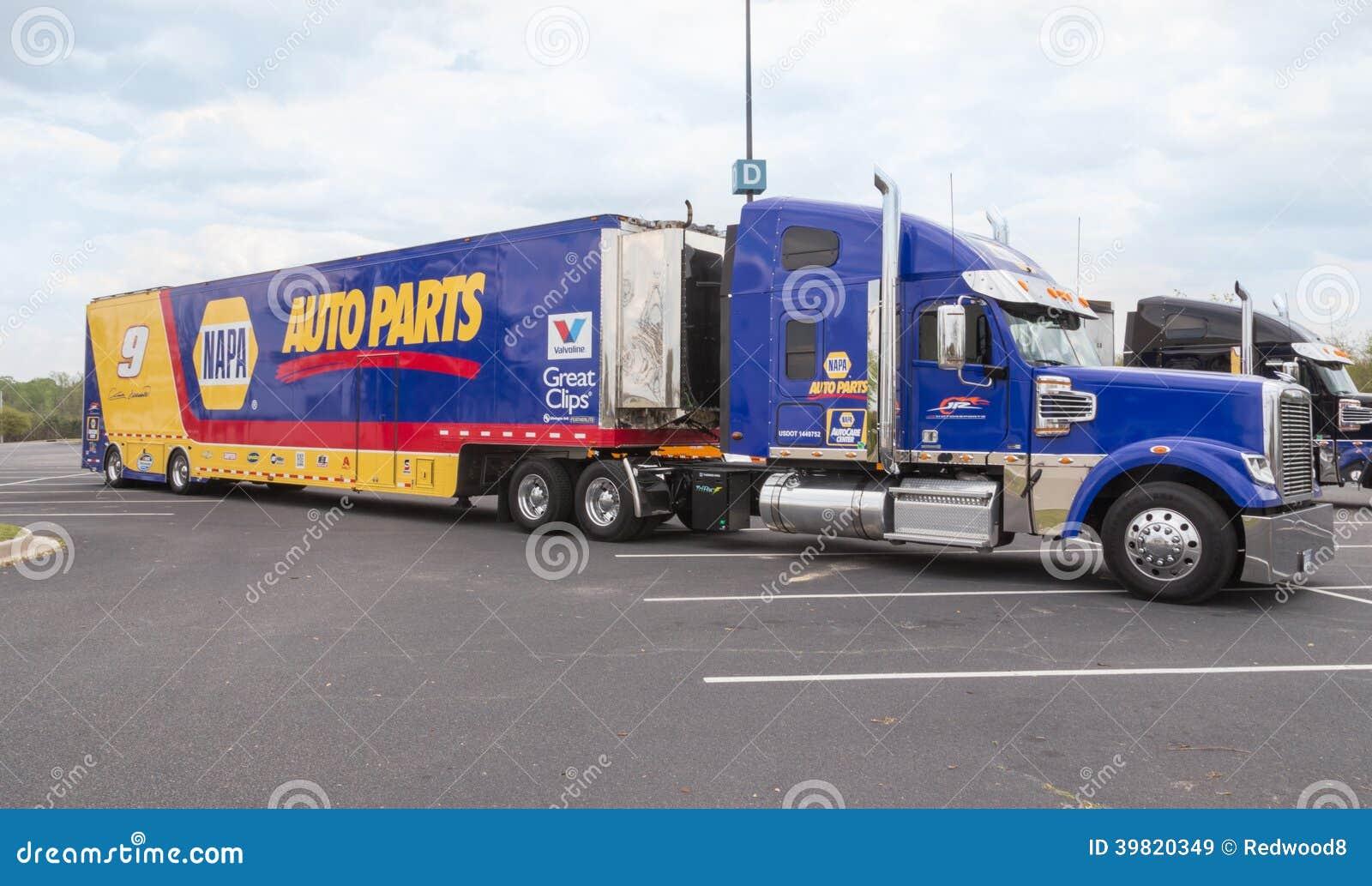 Transporteur de NASCAR pour #9 la chasse Elliott