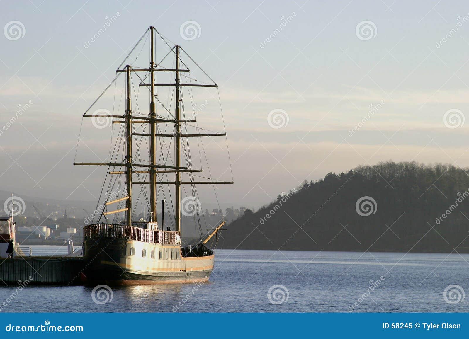 Transportez-vous au dock