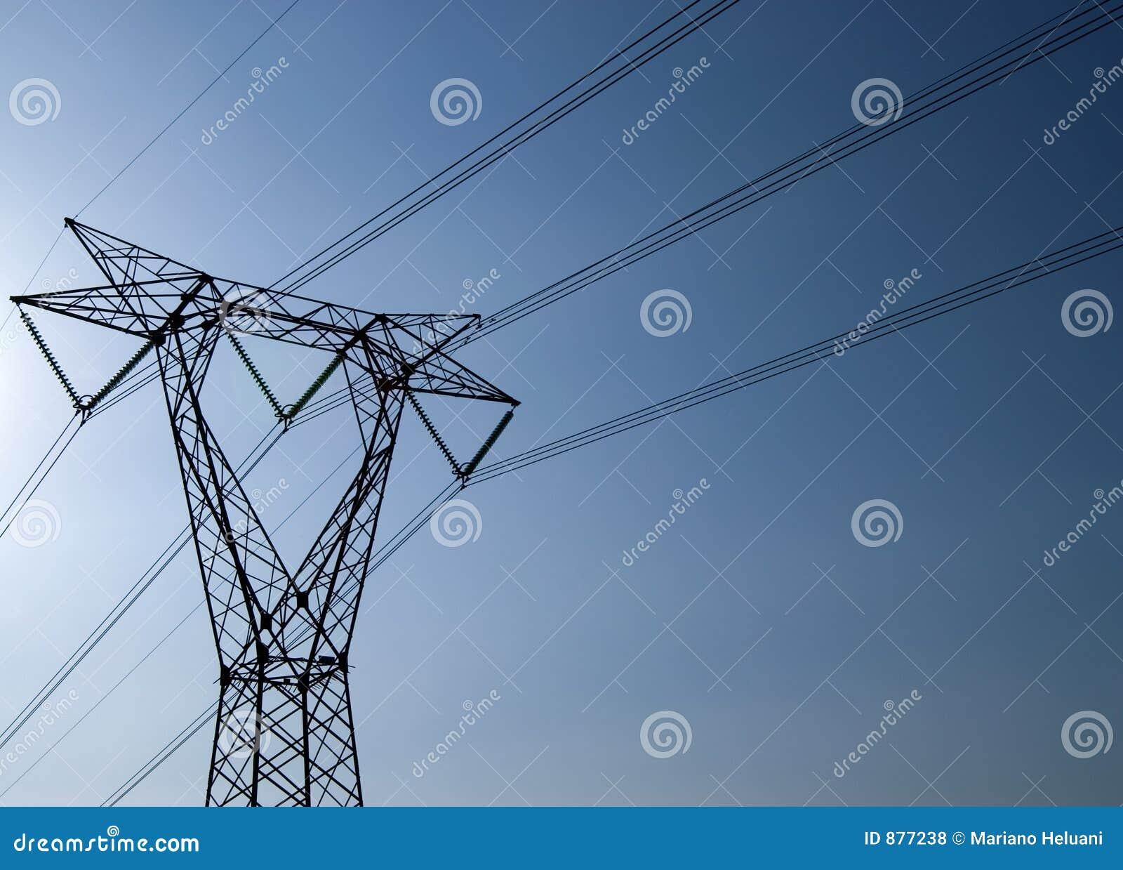 Transportu energii elektrycznej