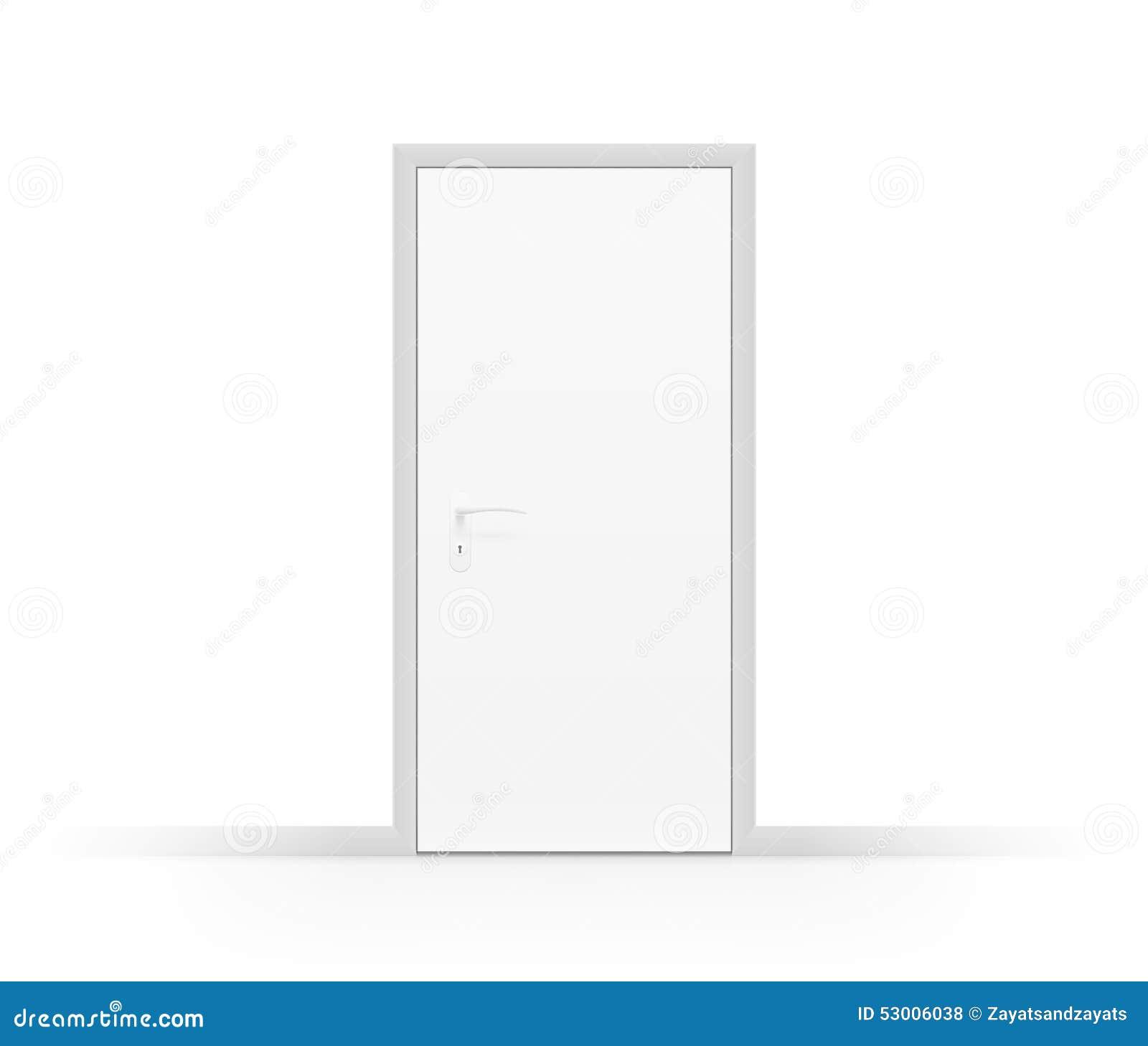 Trappe blanche