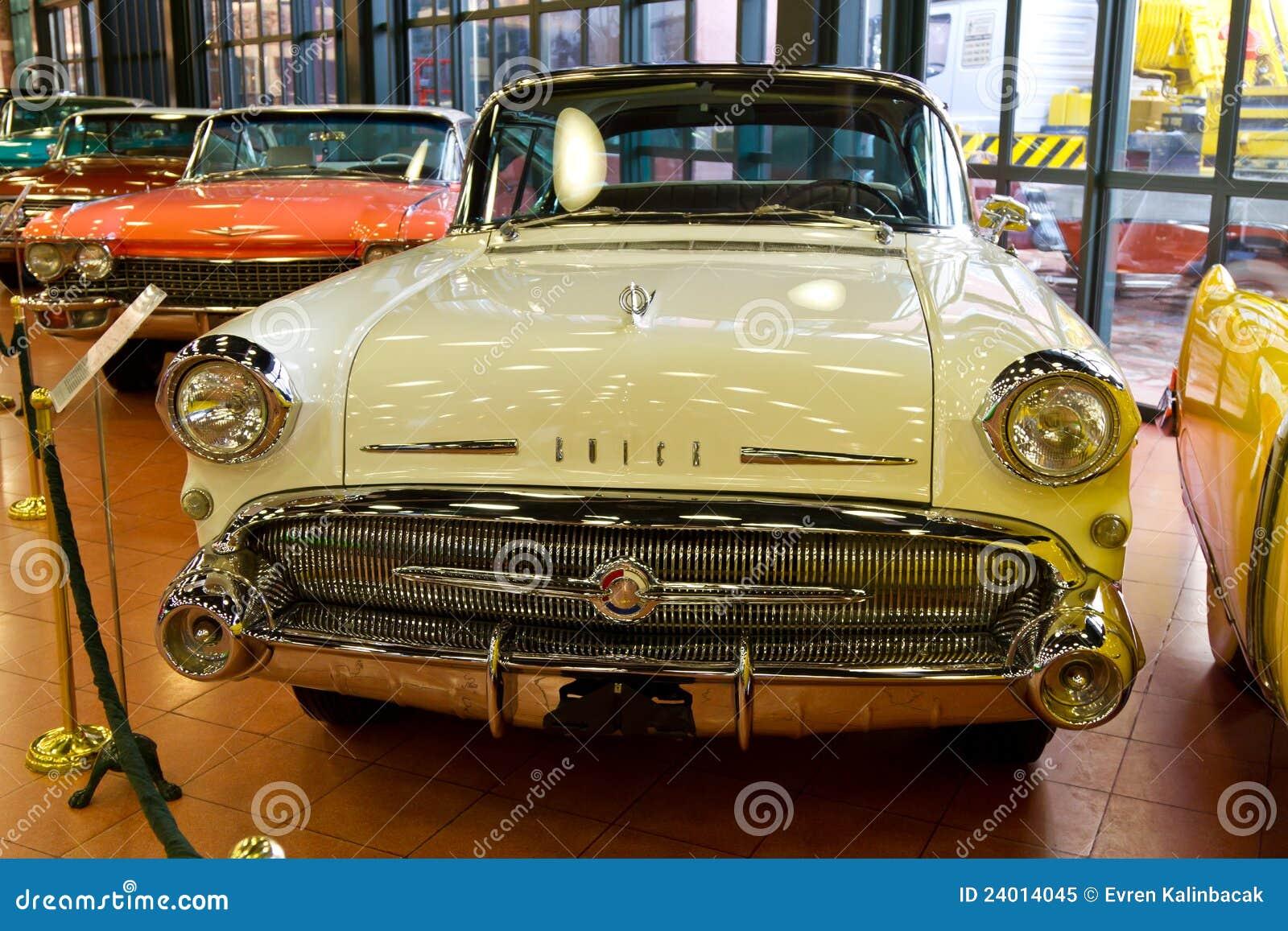Trappes 1957 du Special 4 de Buick