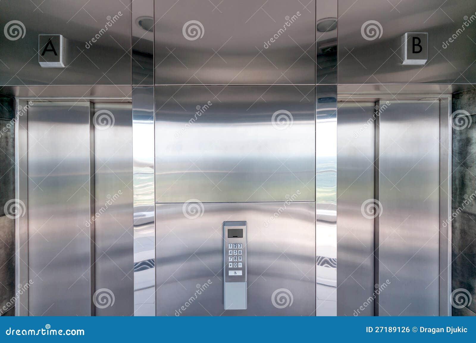 Trappes d ascenseur