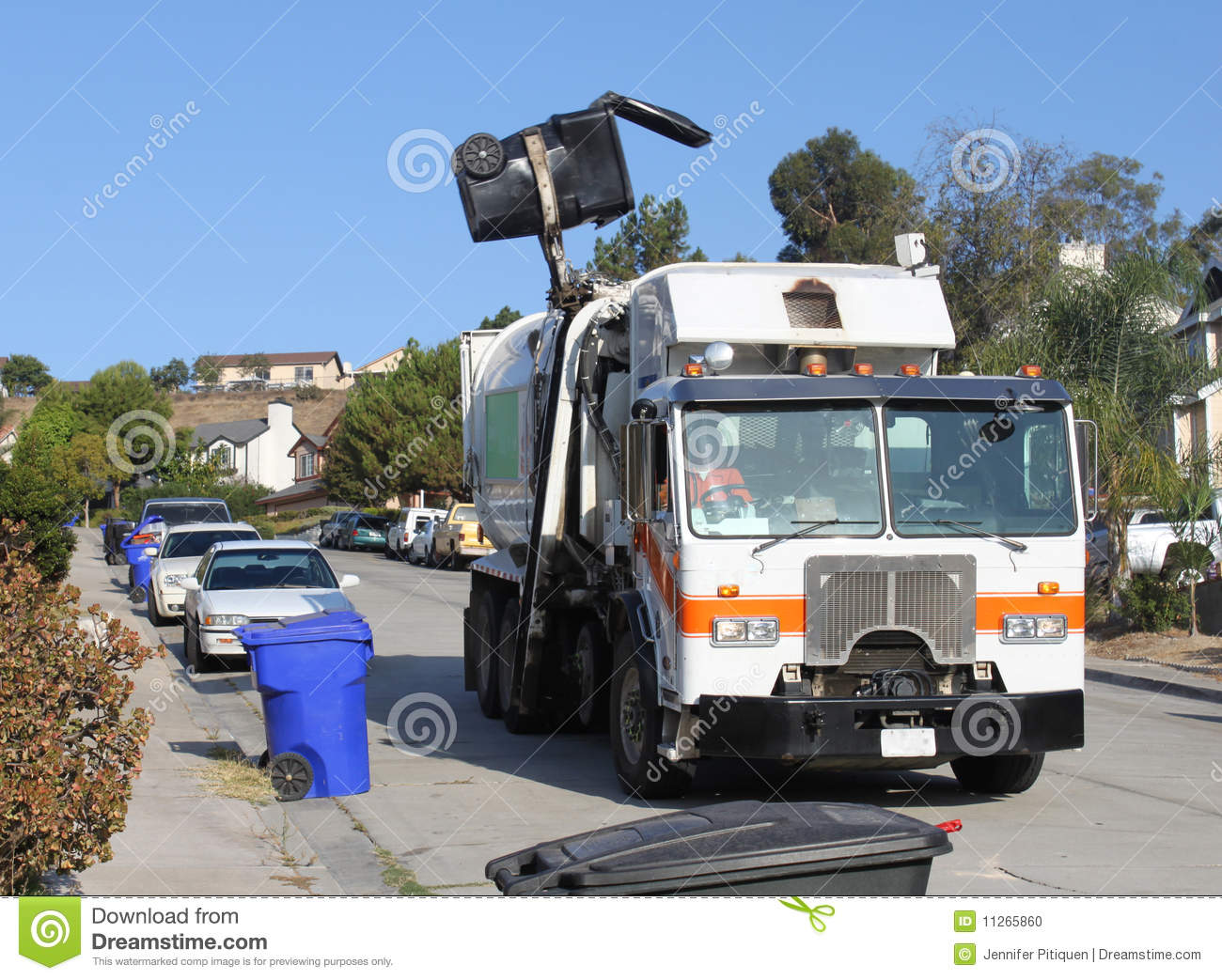 Republic Services Garbage Truck 2015 also Truck Bed Cargo Bag ...