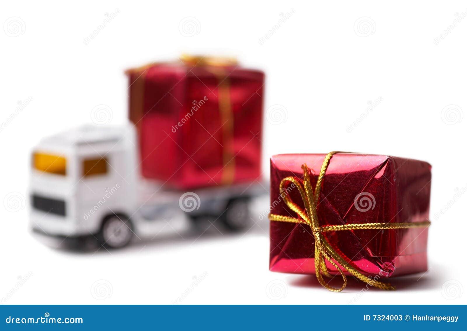 Trasporto del regalo