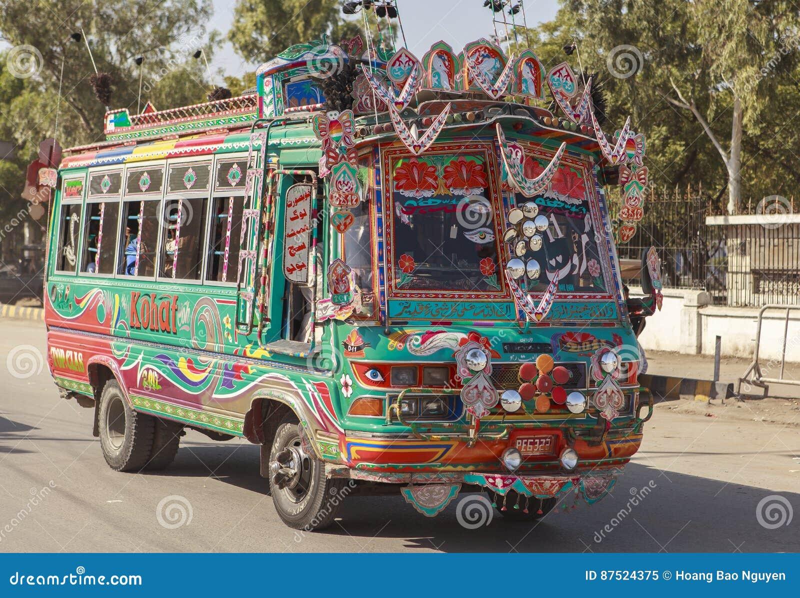 Trasporto nel Pakistan