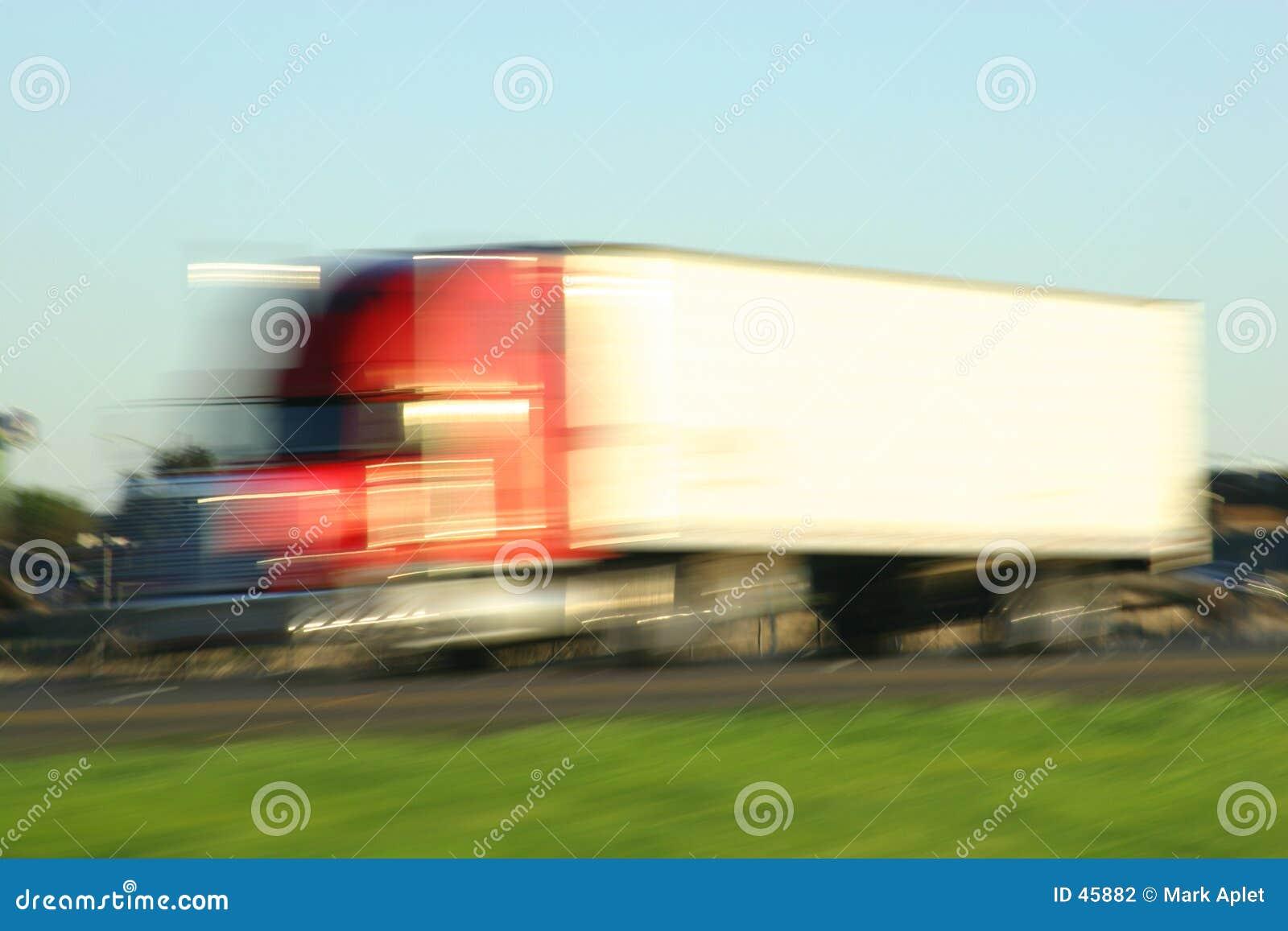 Trasporto su autocarro