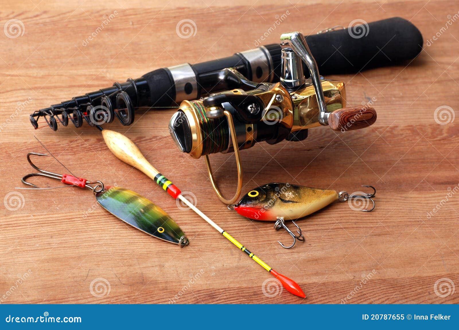 Trastos de pesca