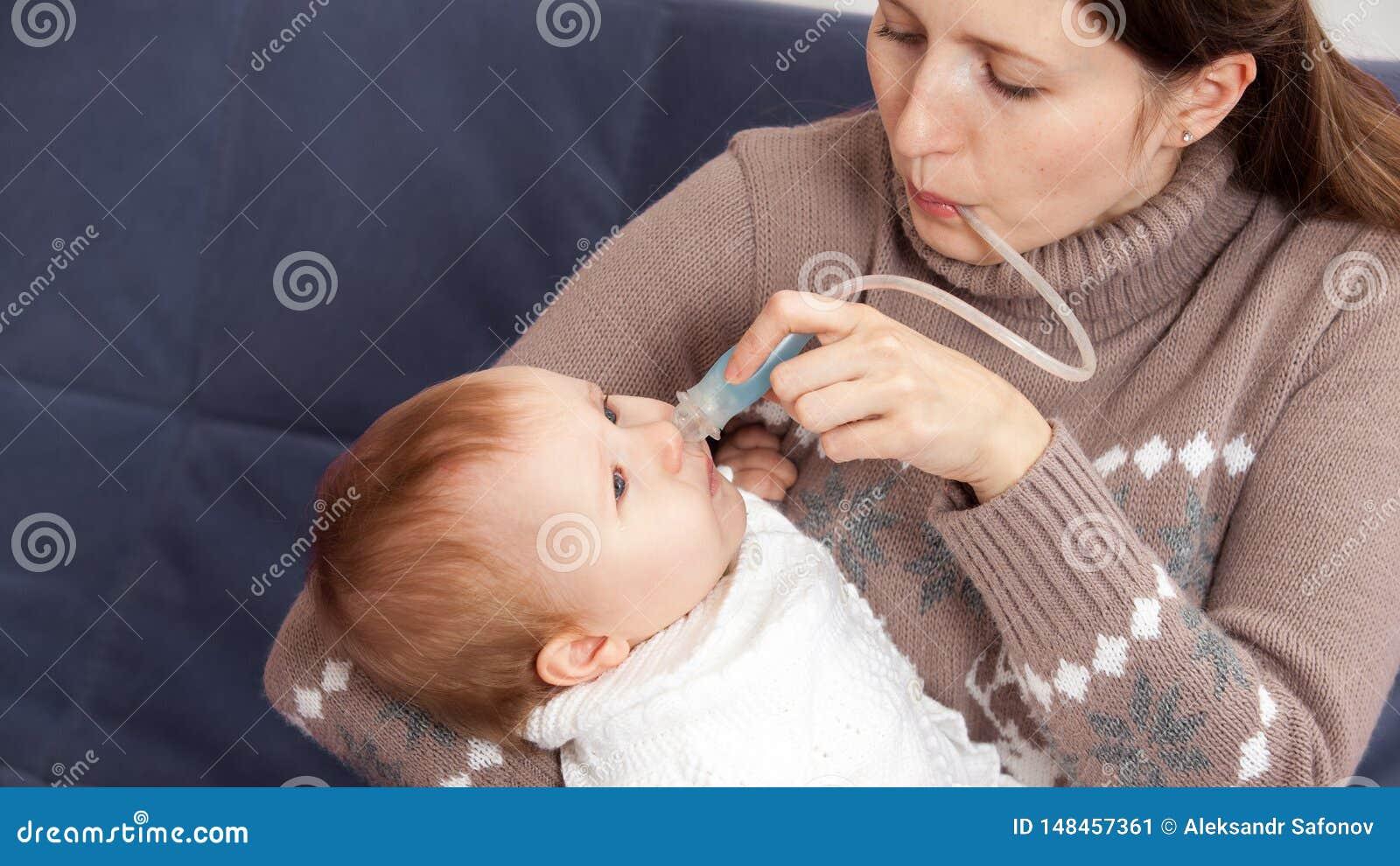 Tratamento da constipa??o comum no beb?