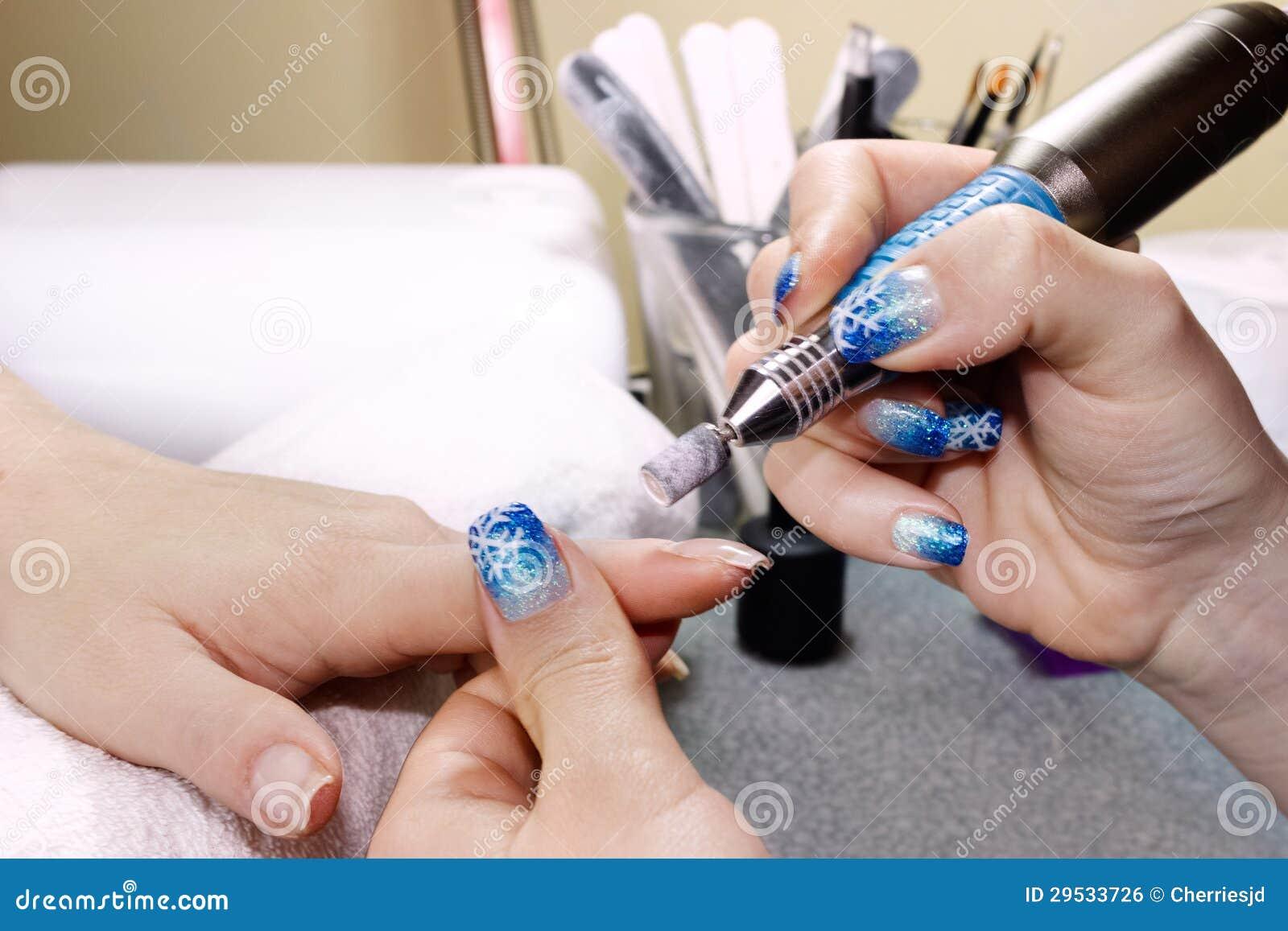 Tratamento do Manicure