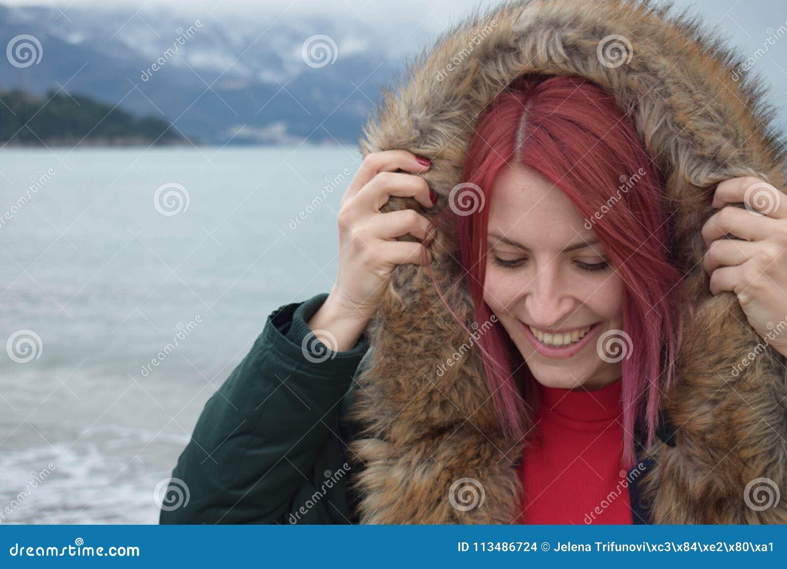 Trauen Sie sich, rosa Haar zu haben!