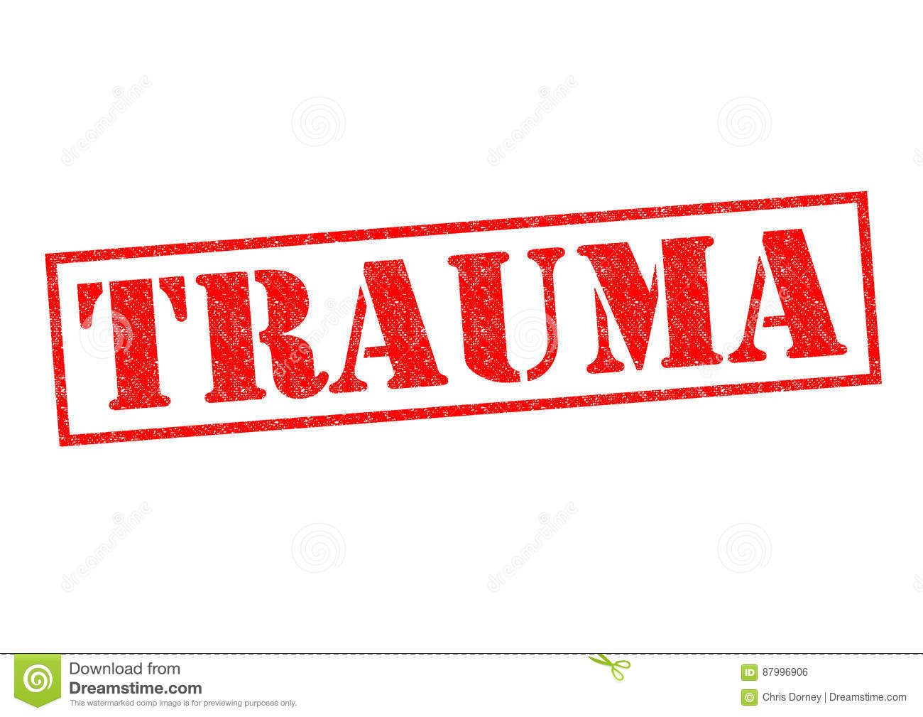trauma stock illustration illustration of abuse illness 87996906