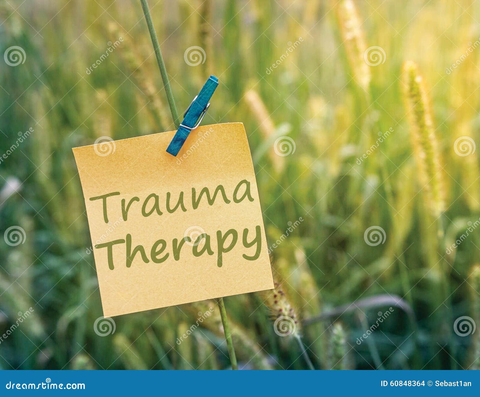 Traumaterapi