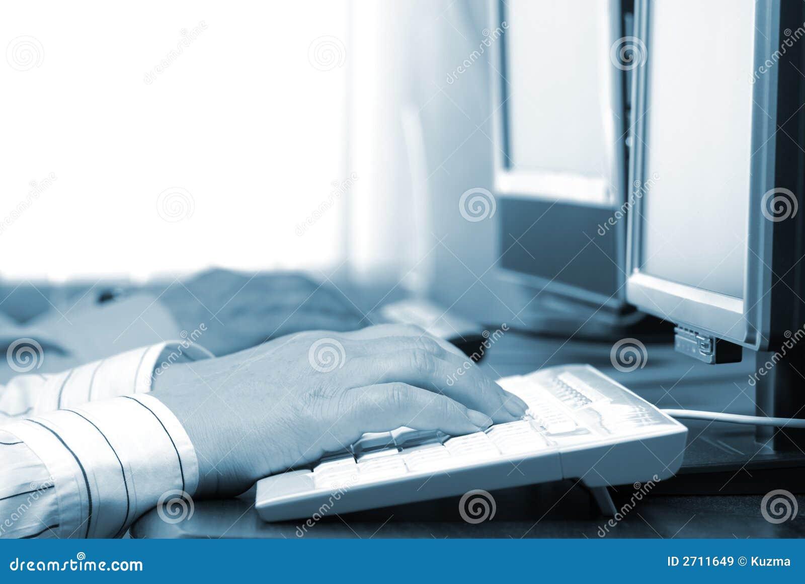 Travail de bureau images libres de droits image 2711649 for Photos gratuites travail bureau