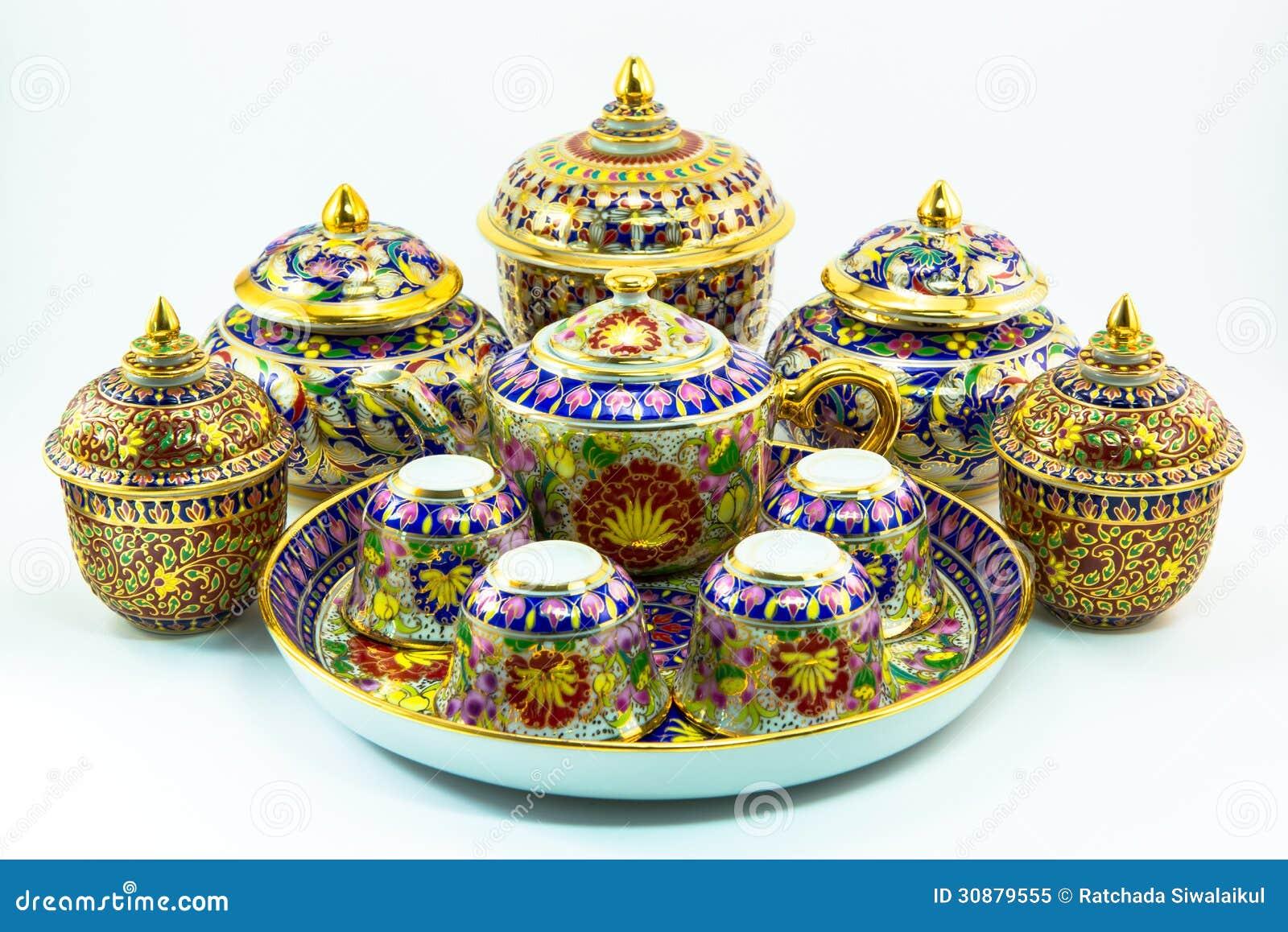 Travail manuel thaïlandais d héritage