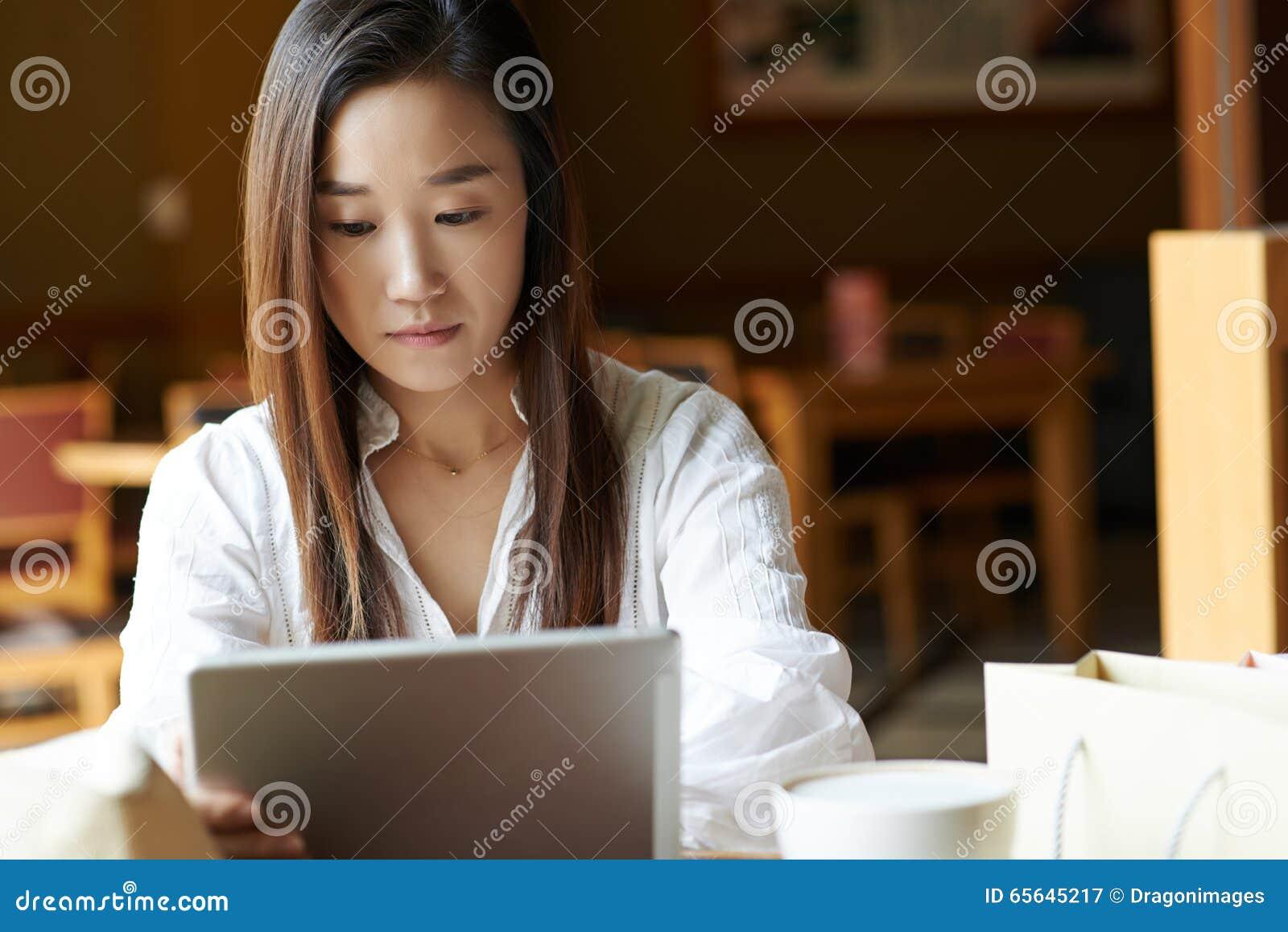 Travailler à la tablette