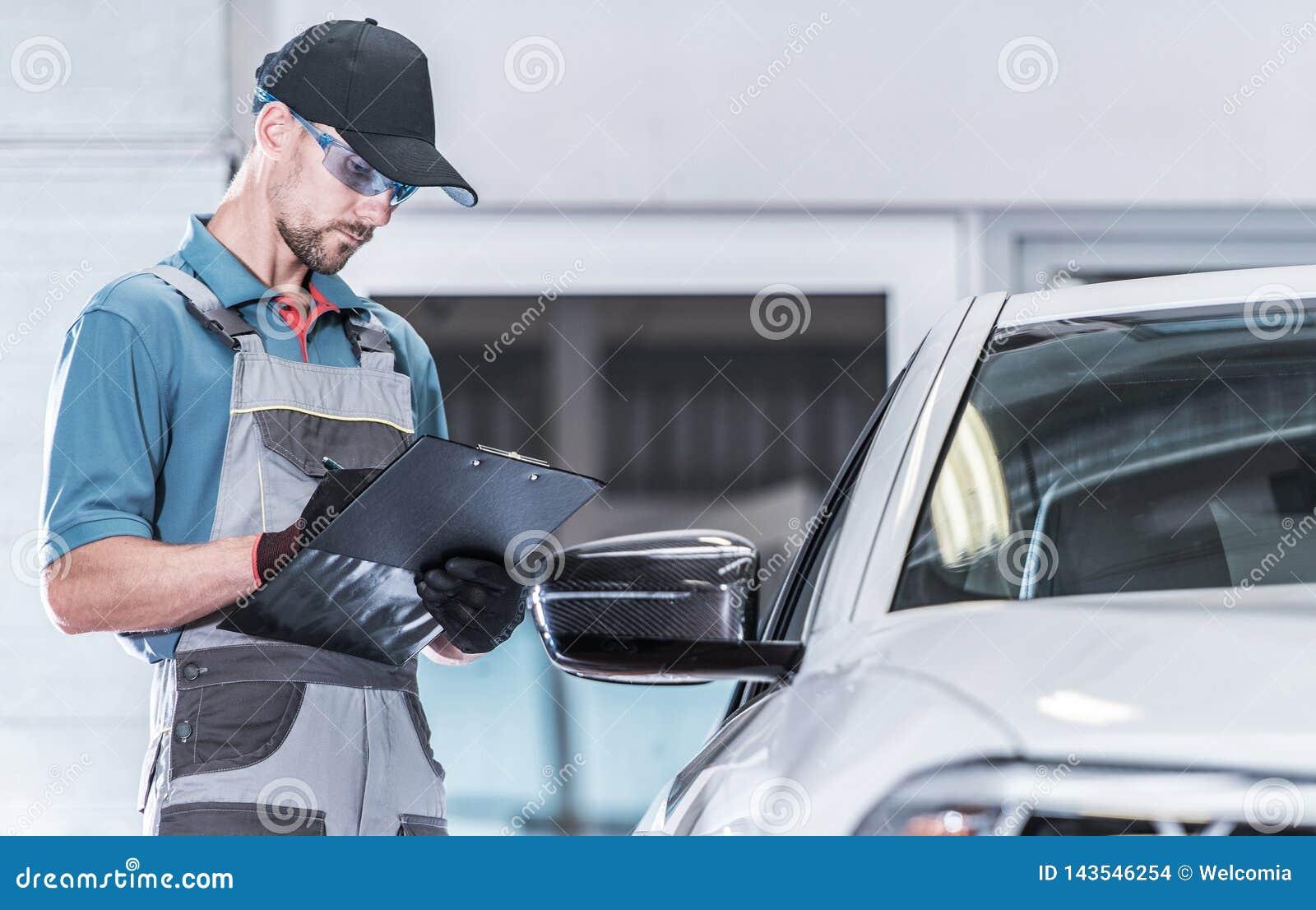 Travailleur automatique certifié de service