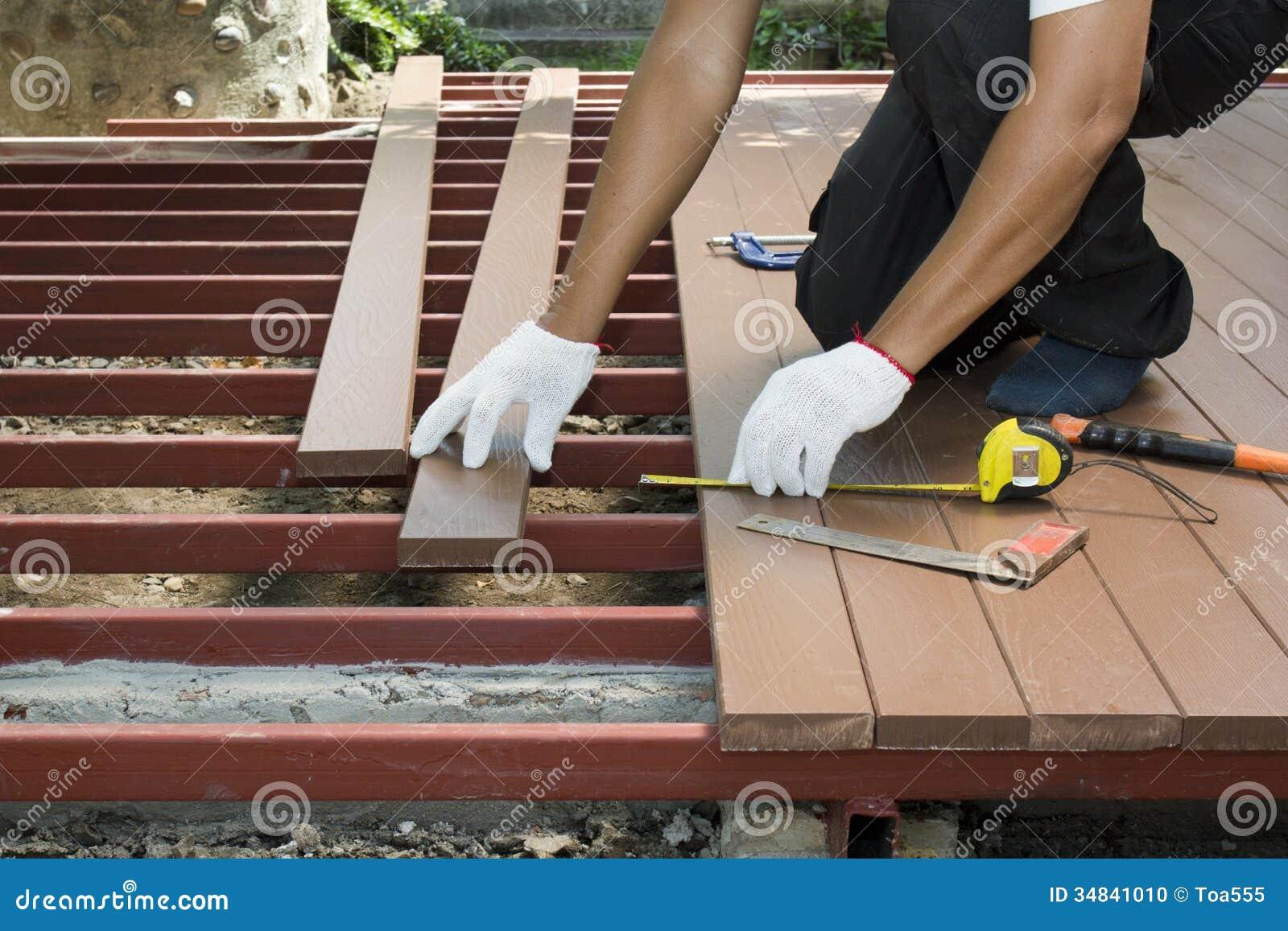 Dalle De Bois Pour Patio : Wood Patio Deck Flooring