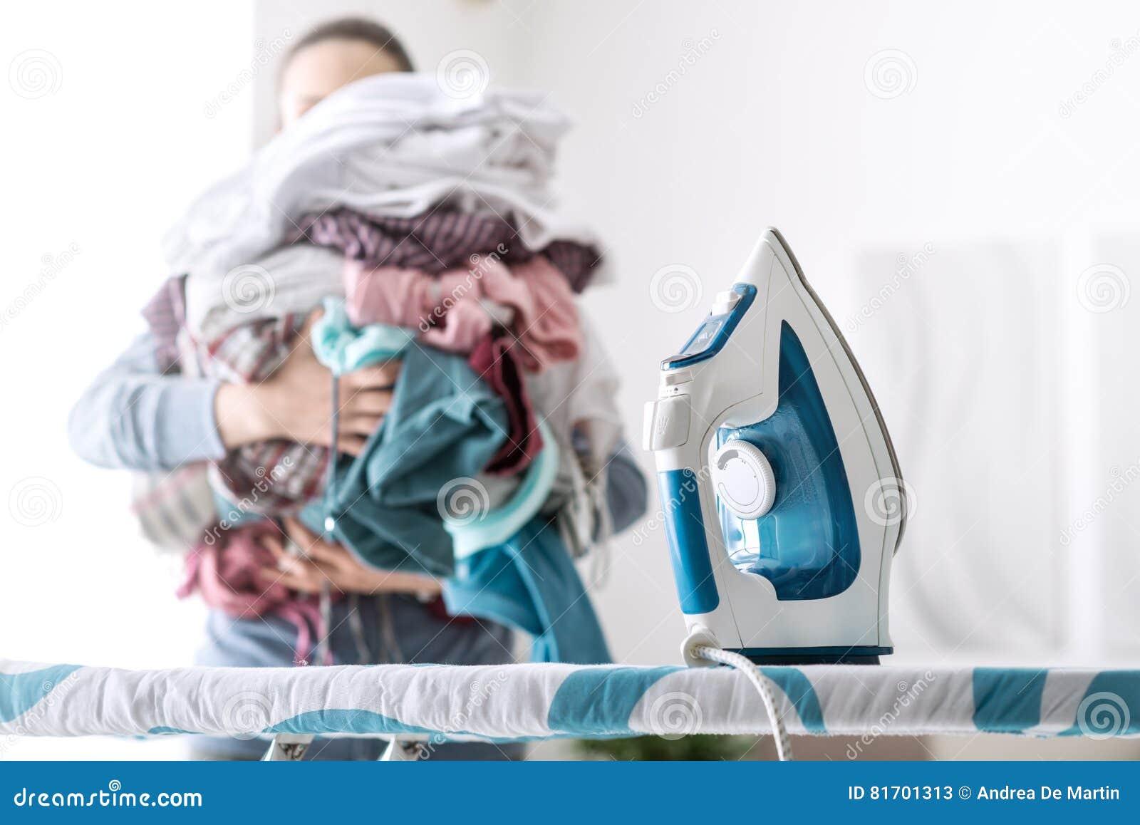 Travaux du ménage ennuyeux