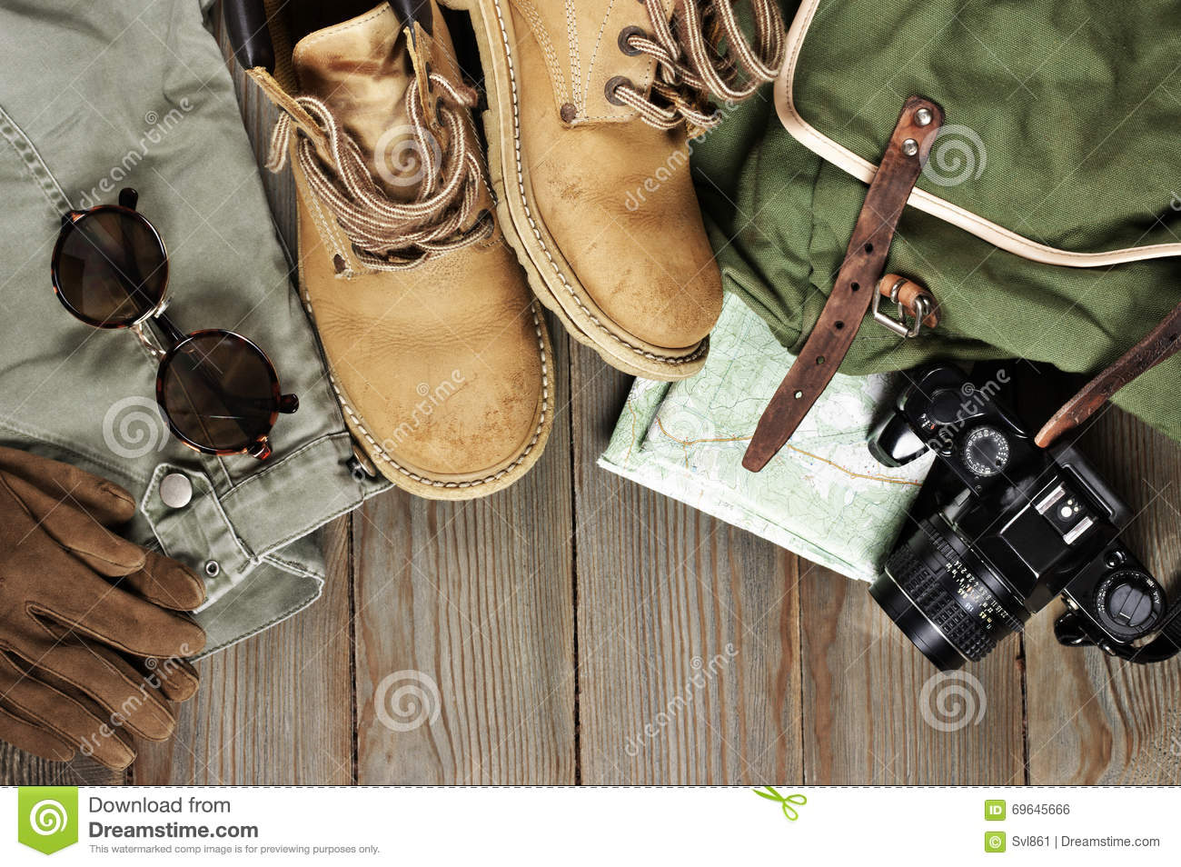 boots travel accessories