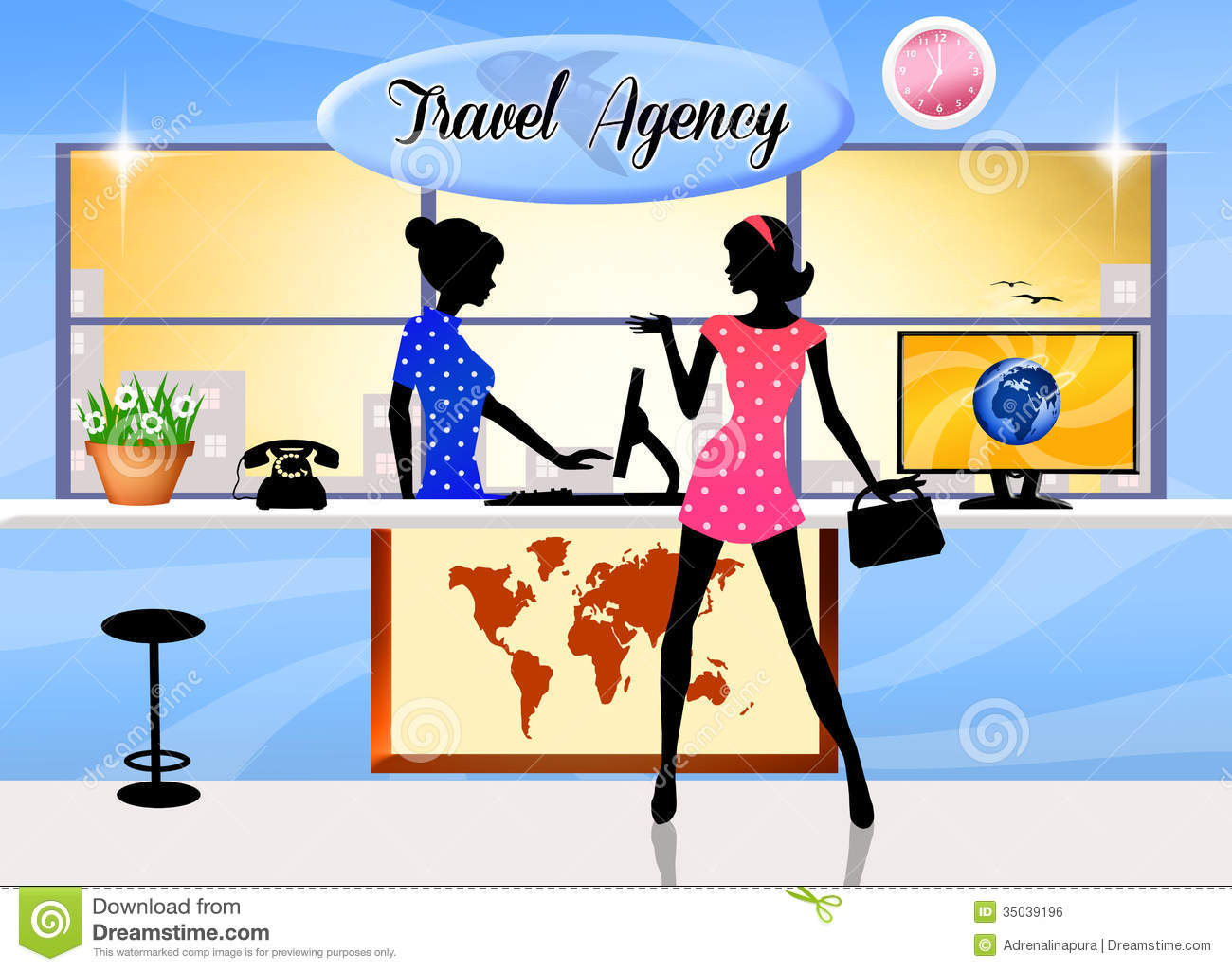 travel agency strategy