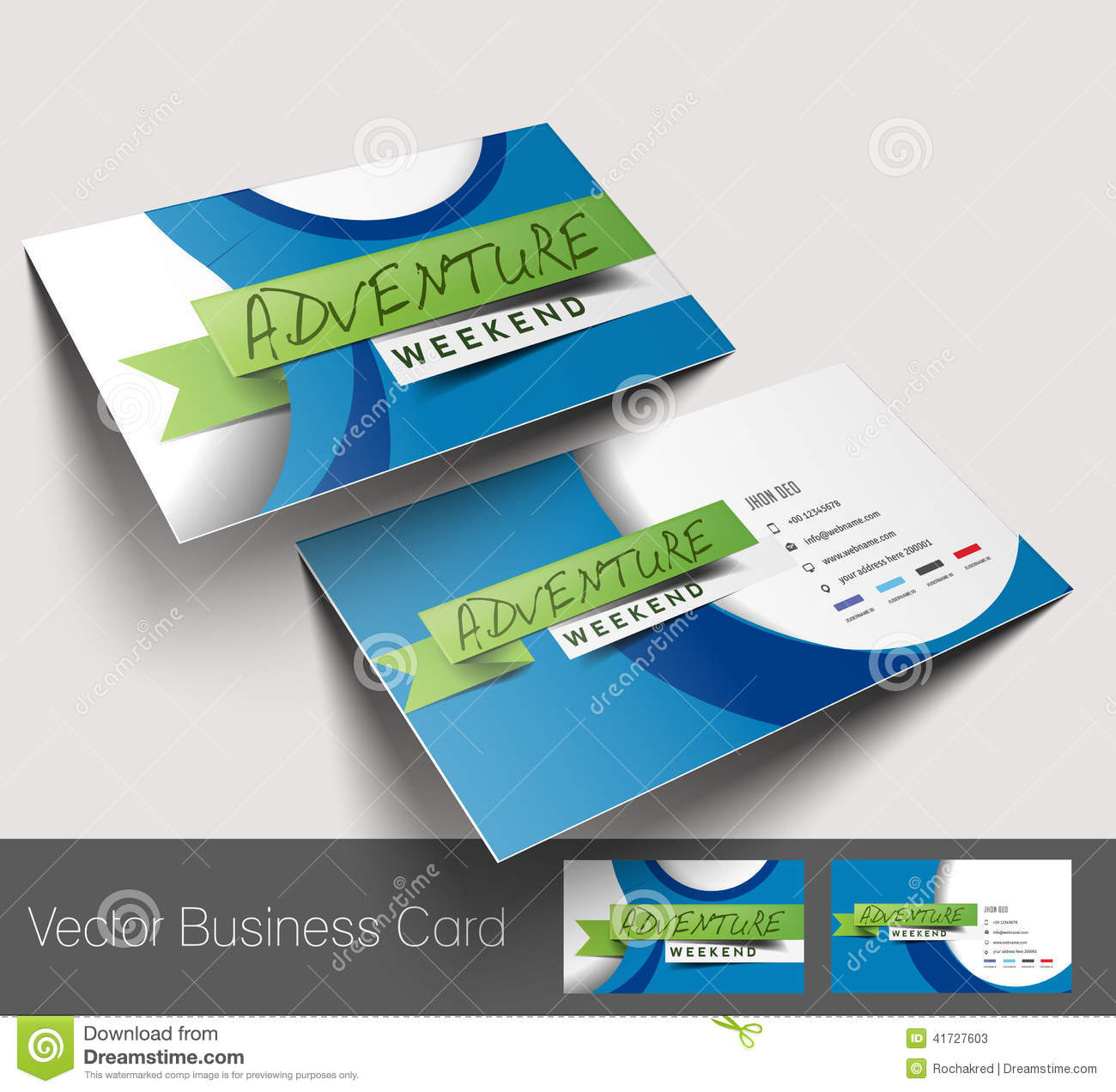 Travel agent business card stock vector illustration of concept download comp colourmoves