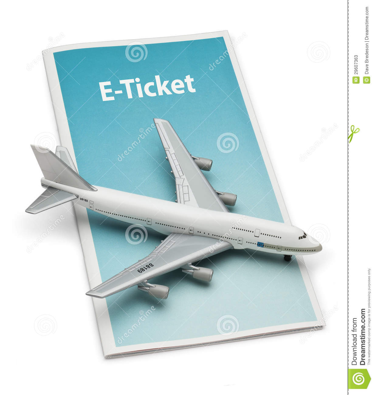 More similar stock images of travel airplane e ticket