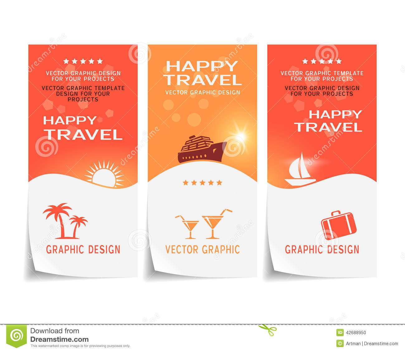ticket stock photos images pictures images travel banner poster sticker flyer ticket design stock photo