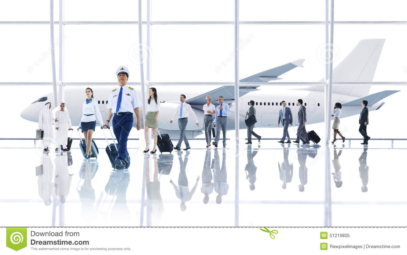Free Images Traveling People Airport Bridge Business: Travel Business Cabin Crew Transportation Airplane Concept