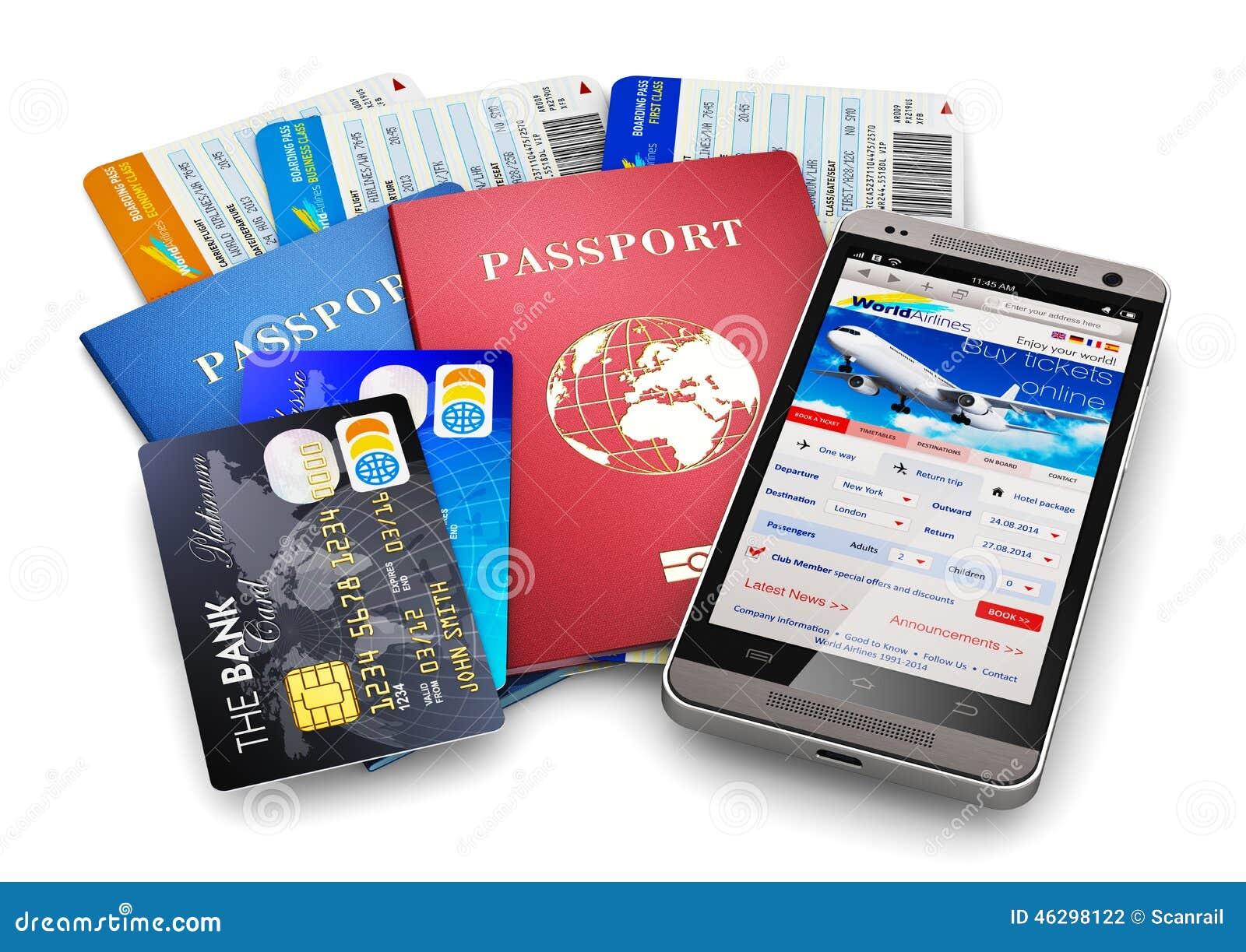 Travel concept stock illustration. Illustration of credit ...