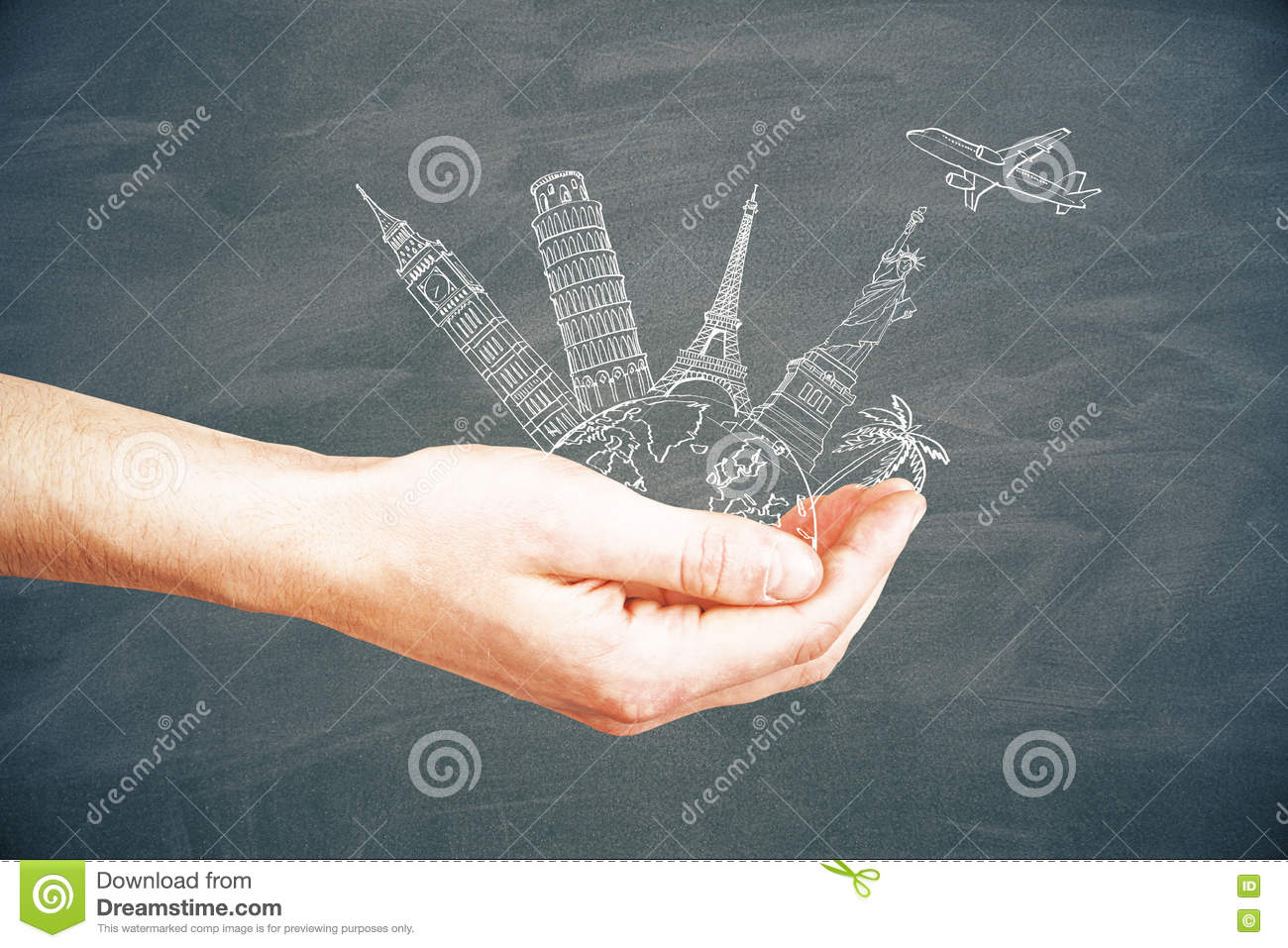 Travel concept stock image. Image of education, culture ...
