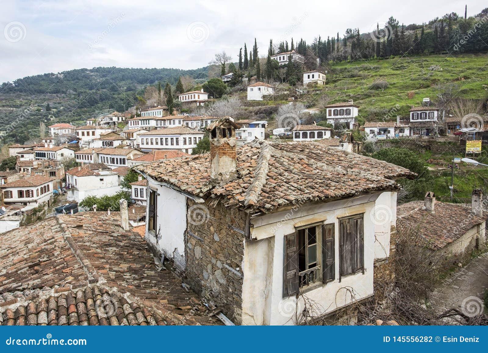 Travel Concept Photo; Turkey / Izmir / Ephesus Sirince ...