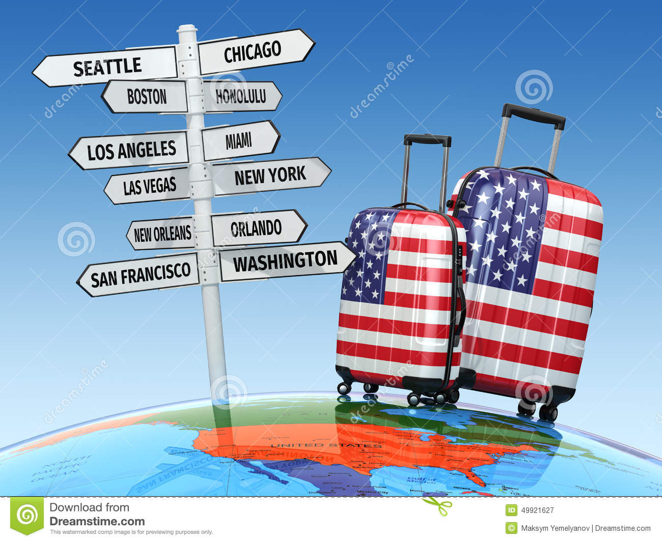 Traveling From The U S To Uk