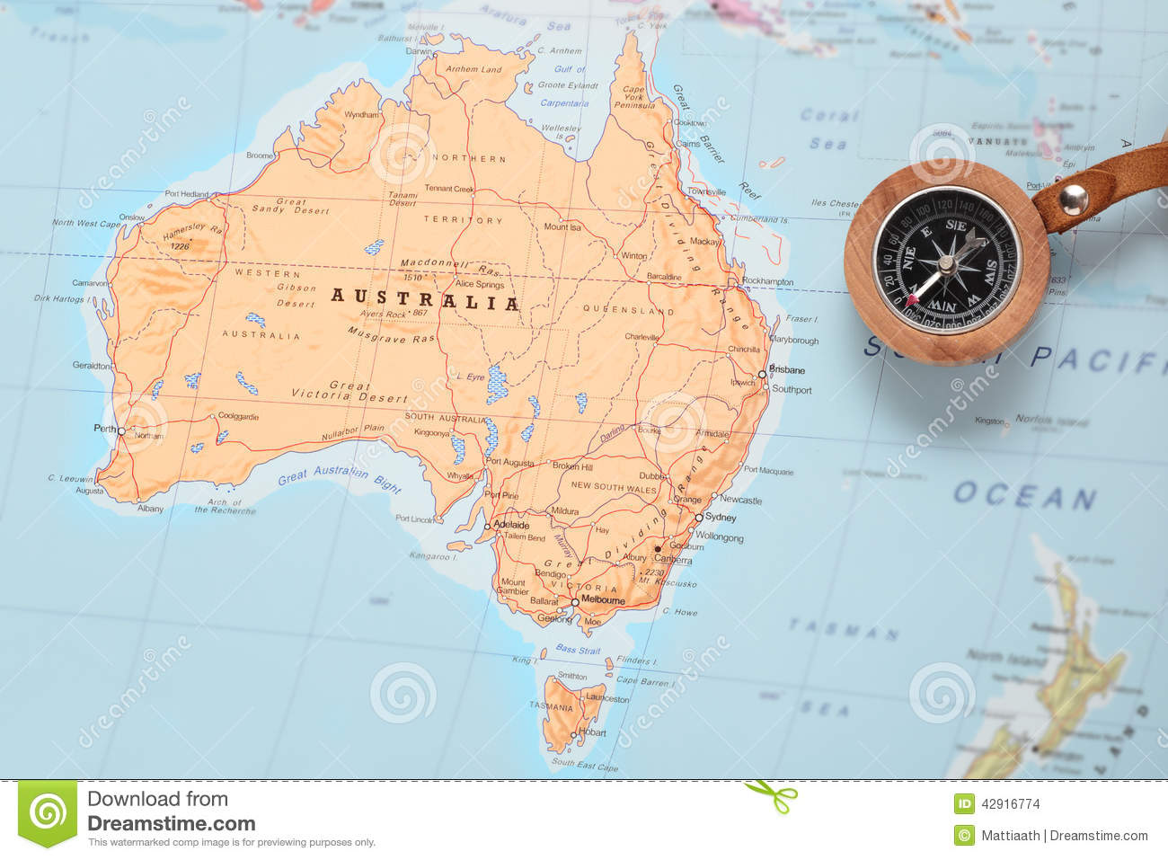 Australia Map And Travel Case With Stickers my Photos – Travel Maps Australia