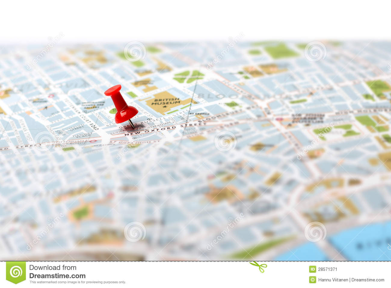 Travel Destination Map Push Pin Image Image 28571371 – Travel Map With Pins