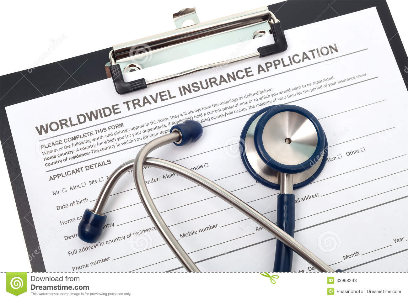 Medical Only Travel Insurance Abroad