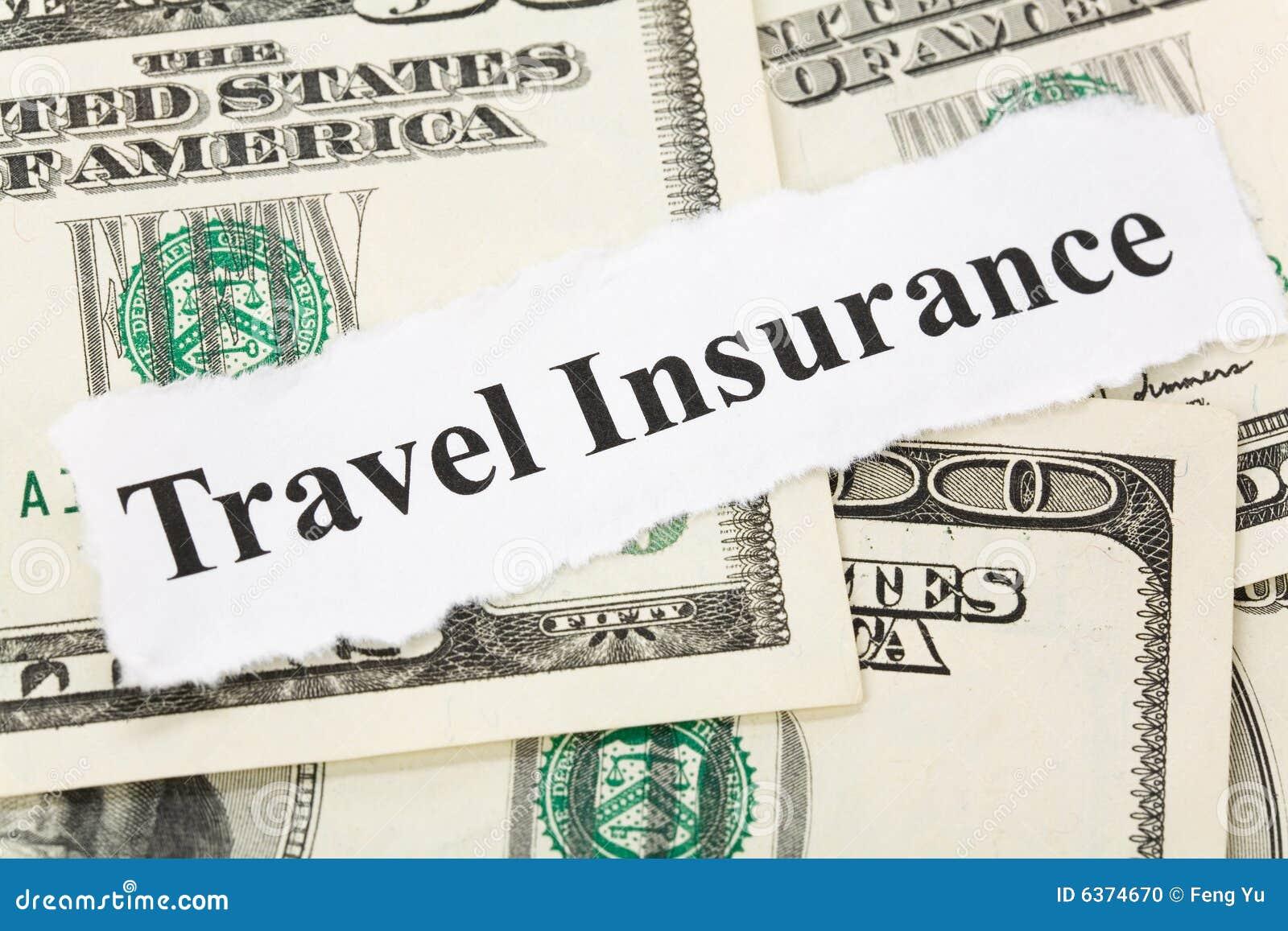Travel Insurance Stock Photo - Image: 6374670