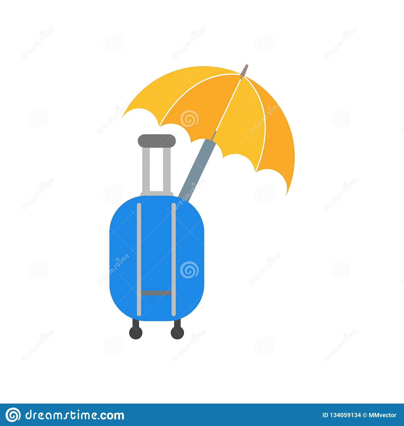 Travel insurance icon vector isolated on white background, Travel insurance sign , weather symbols