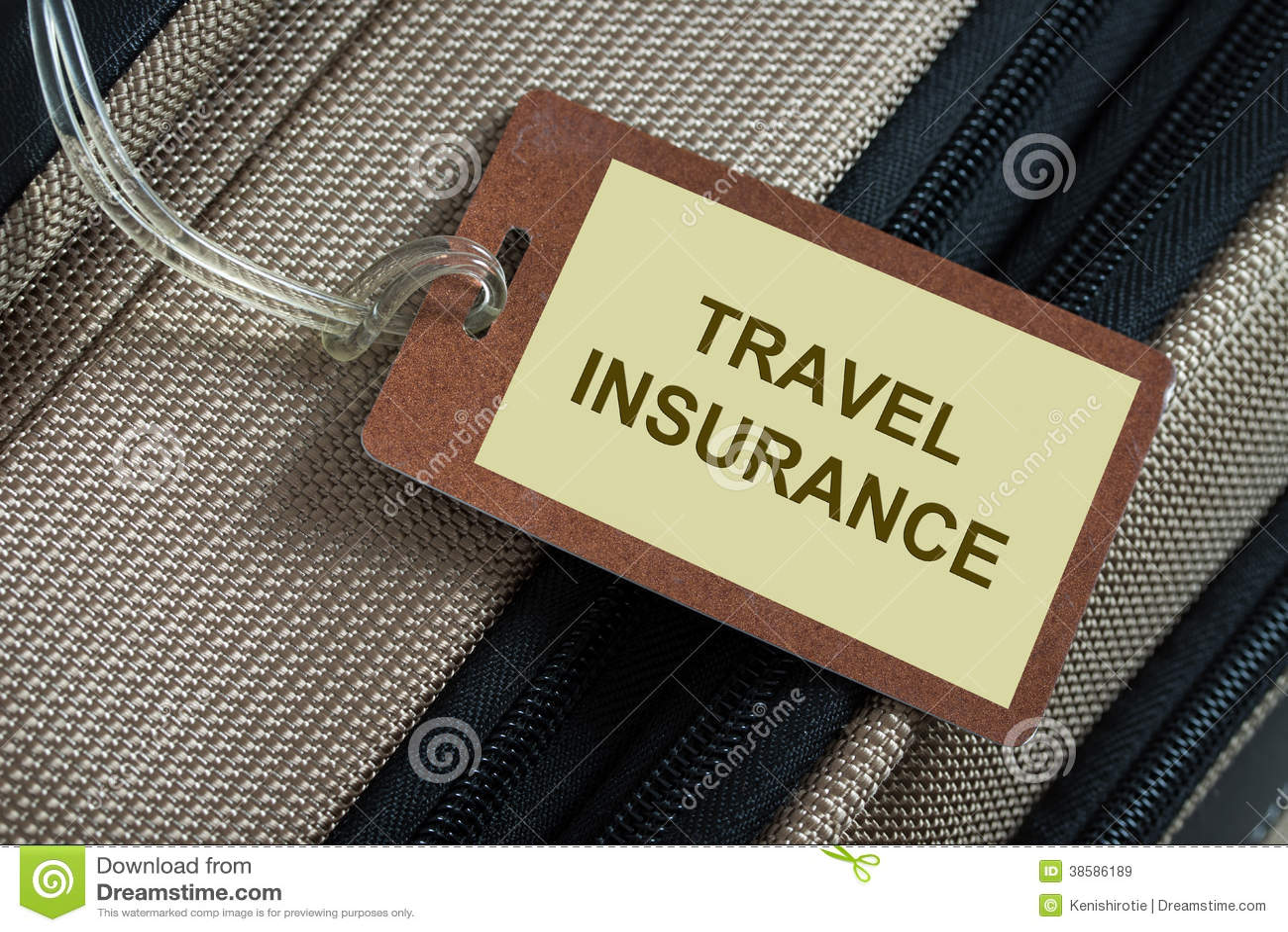 Travel Insurance Royalty Free Stock Images - Image: 38586189