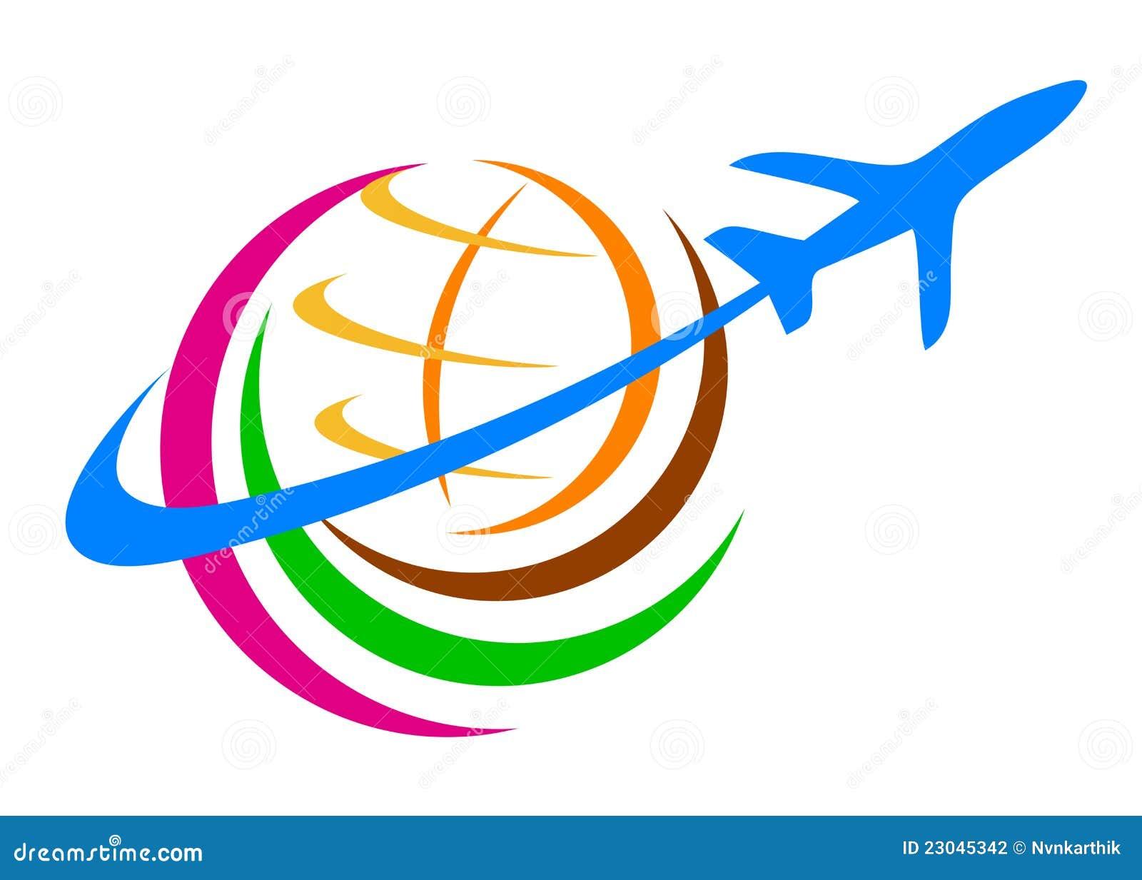Stock Photography Travel Logo Image