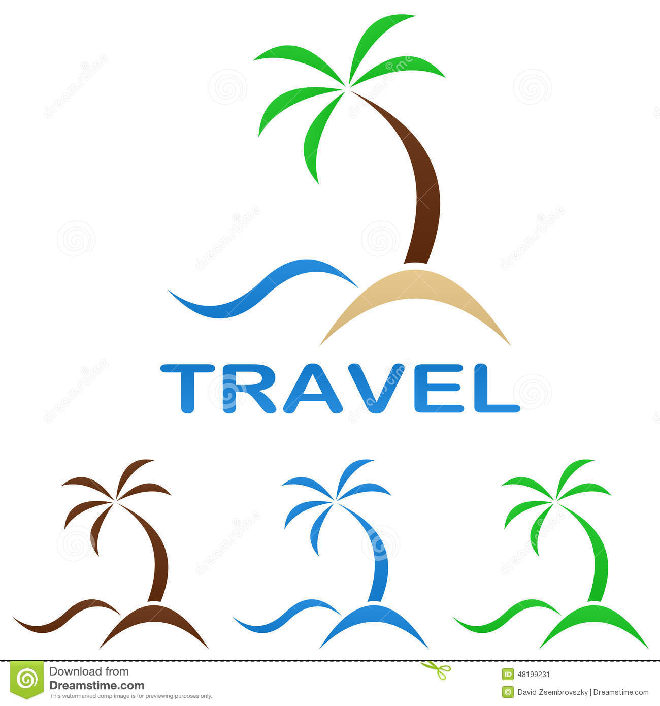Travel Logo Design Template Stock Vector - Illustration of emblem ... for Logo Design Samples Free Download  113lpg