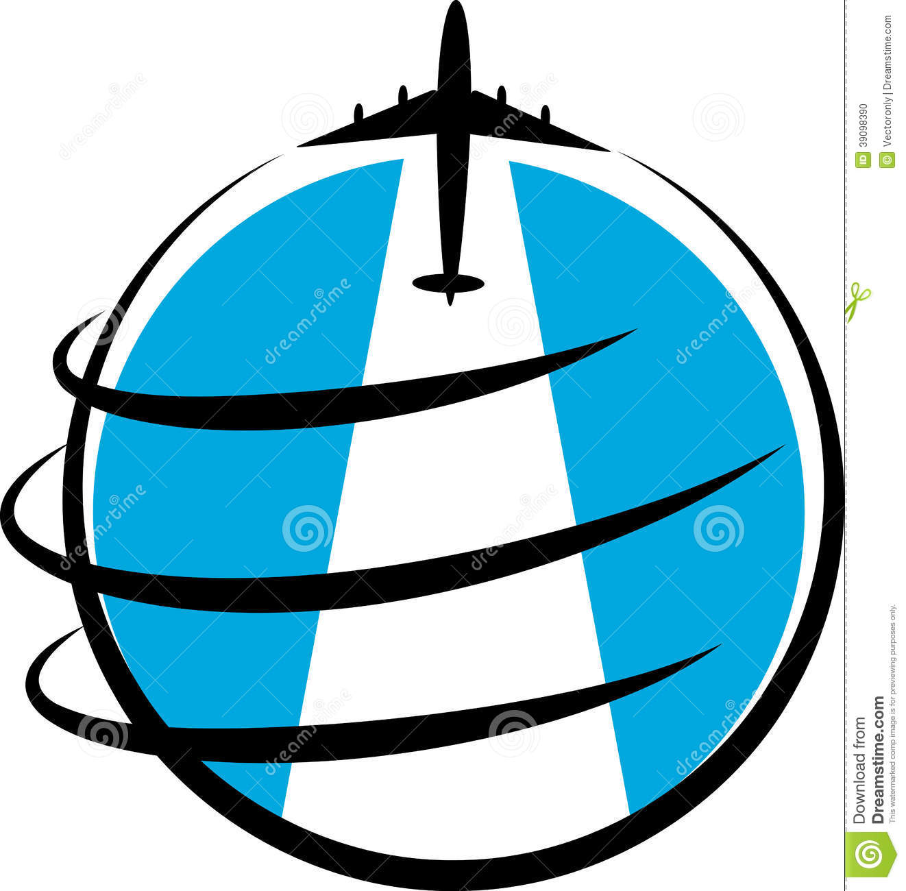 Travel Logo Stock Vector - Image: 39098390